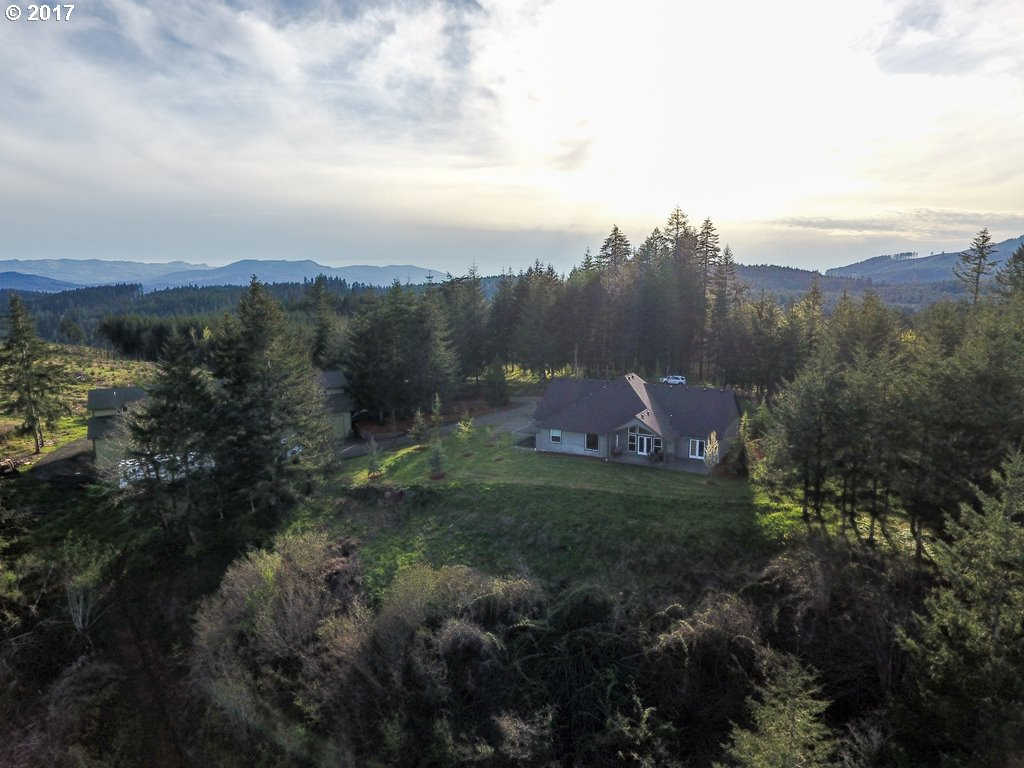 41745 SW FORT HILL RD land, Willamina, OR 97396