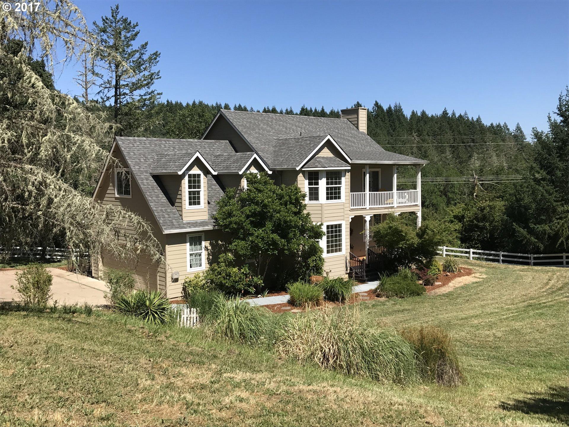 85075 Ridgetop DR, Eugene, OR 97405