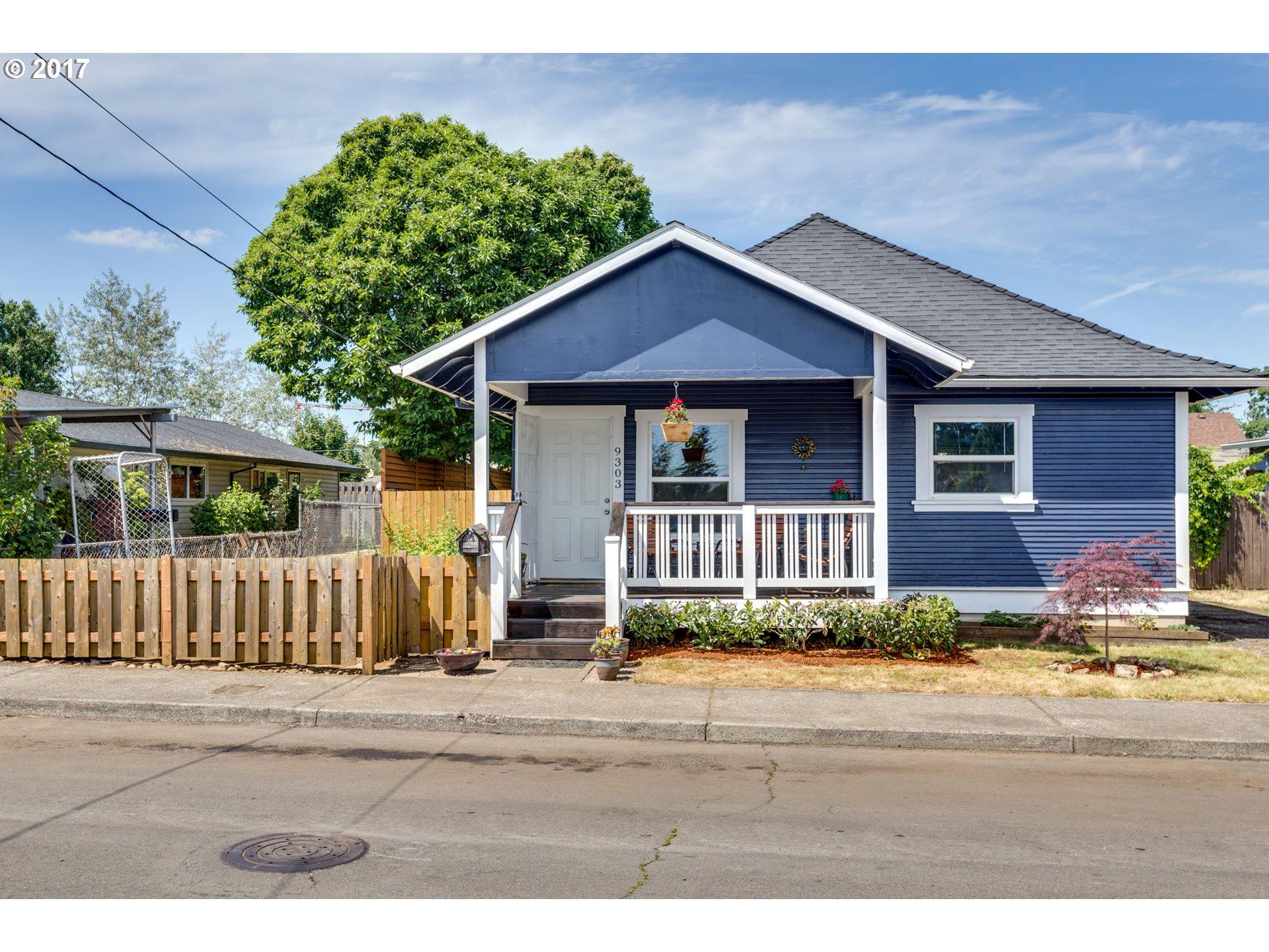 9303 SE HENRY ST, Portland, OR 97266