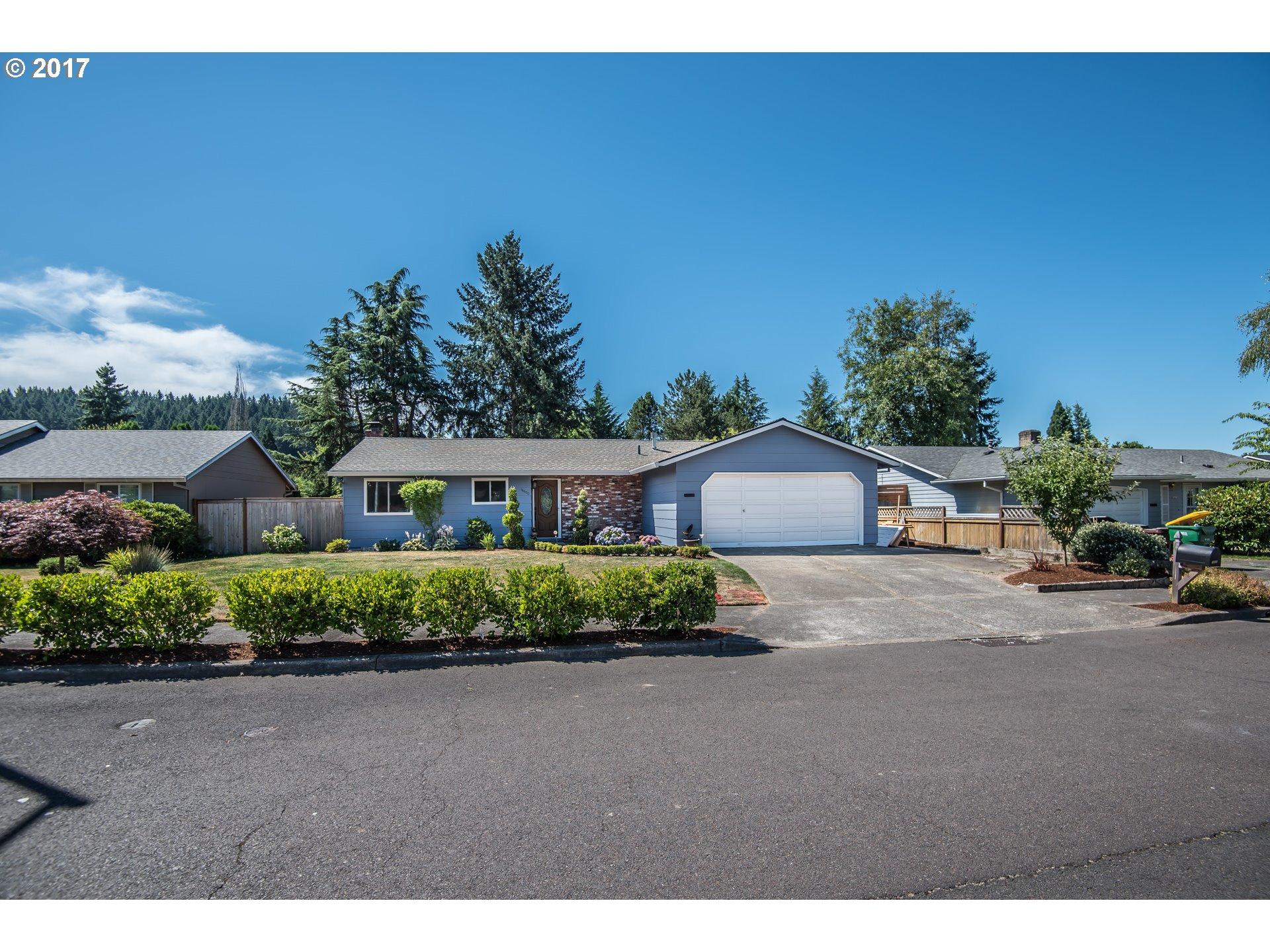 16600 SW Rosa RD, Beaverton, OR 97007