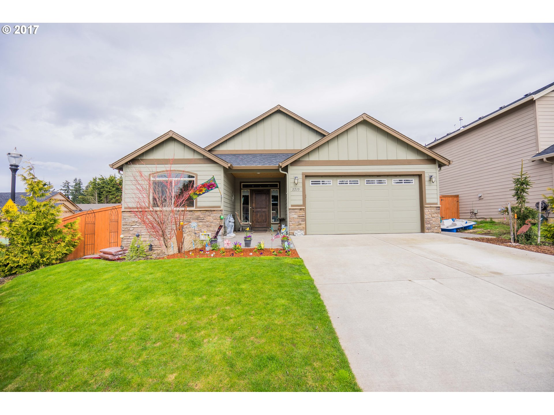 2210 NW 69TH ST, Vancouver, WA 98665