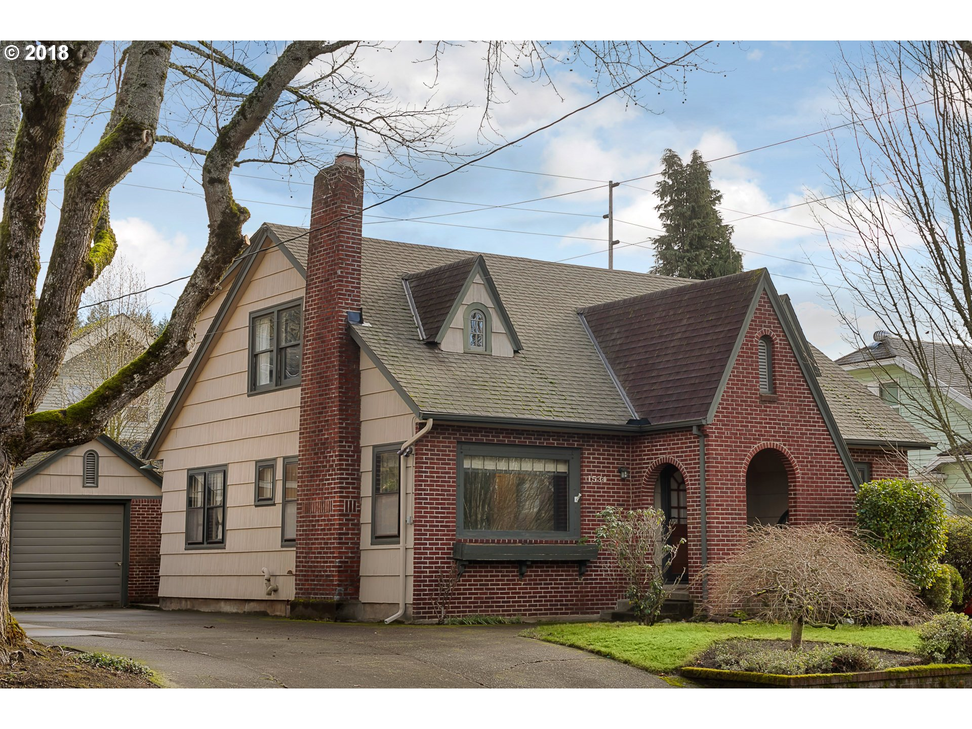 1534 SE 59TH AVE, Portland OR 97215