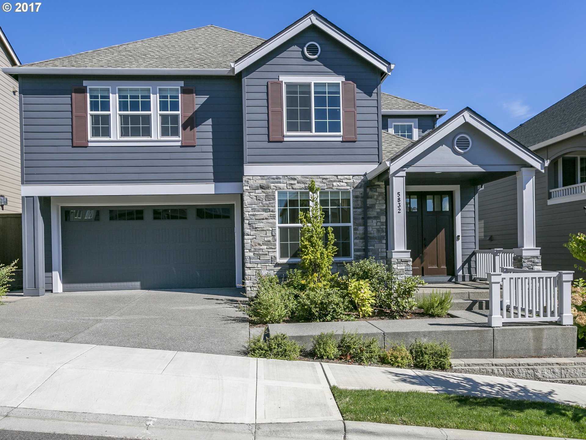 5832 NW BANNISTER DR, Portland OR 97229