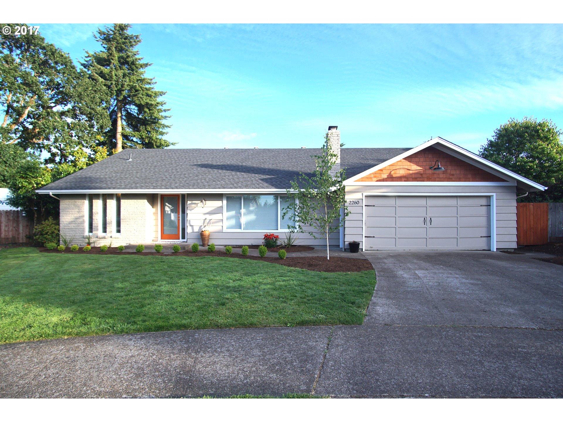 2260 ELYSIUM AVE, Eugene, OR 97401