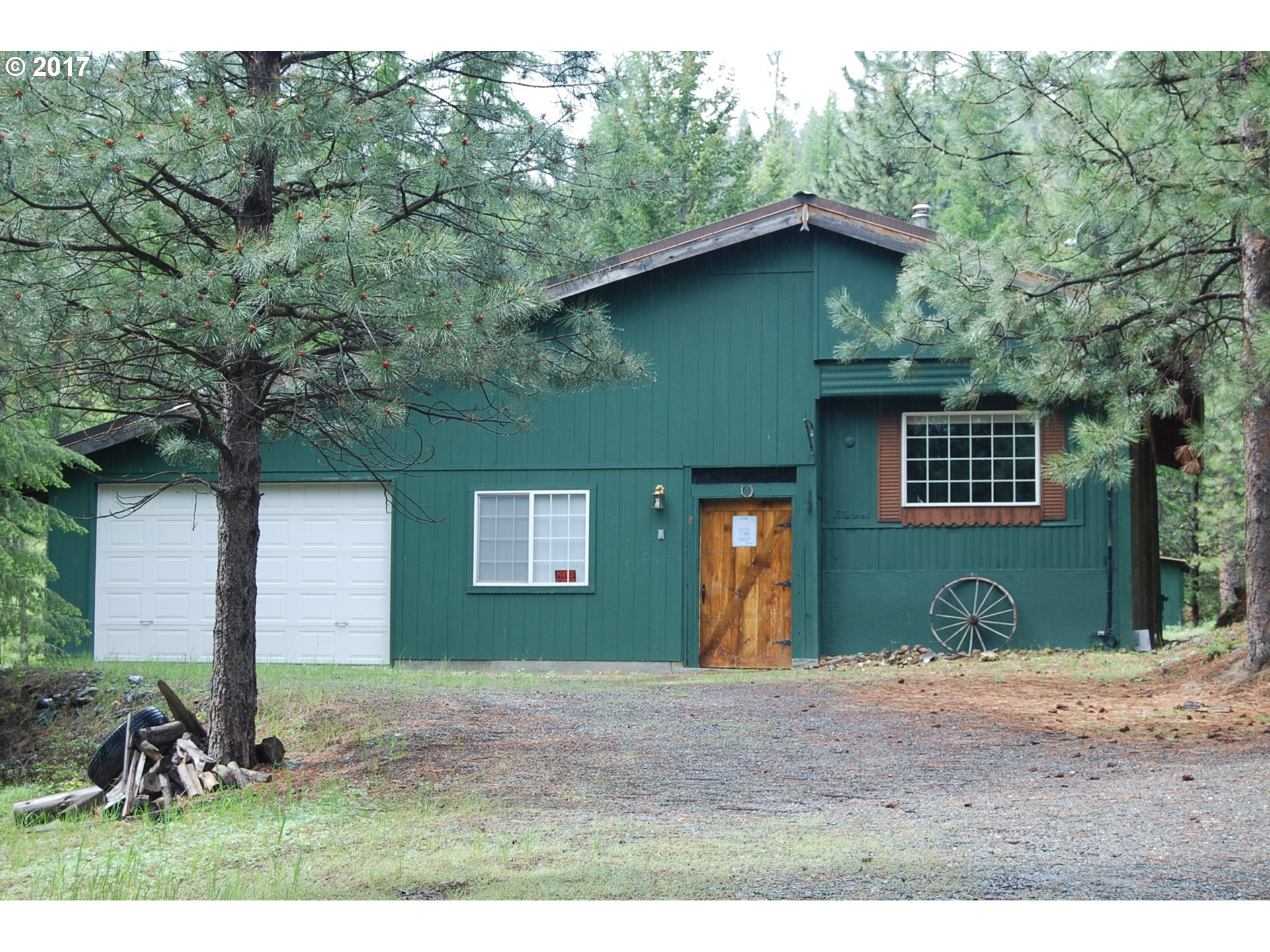13572 SUMPTER STAGE HWY, Sumpter, OR 97877