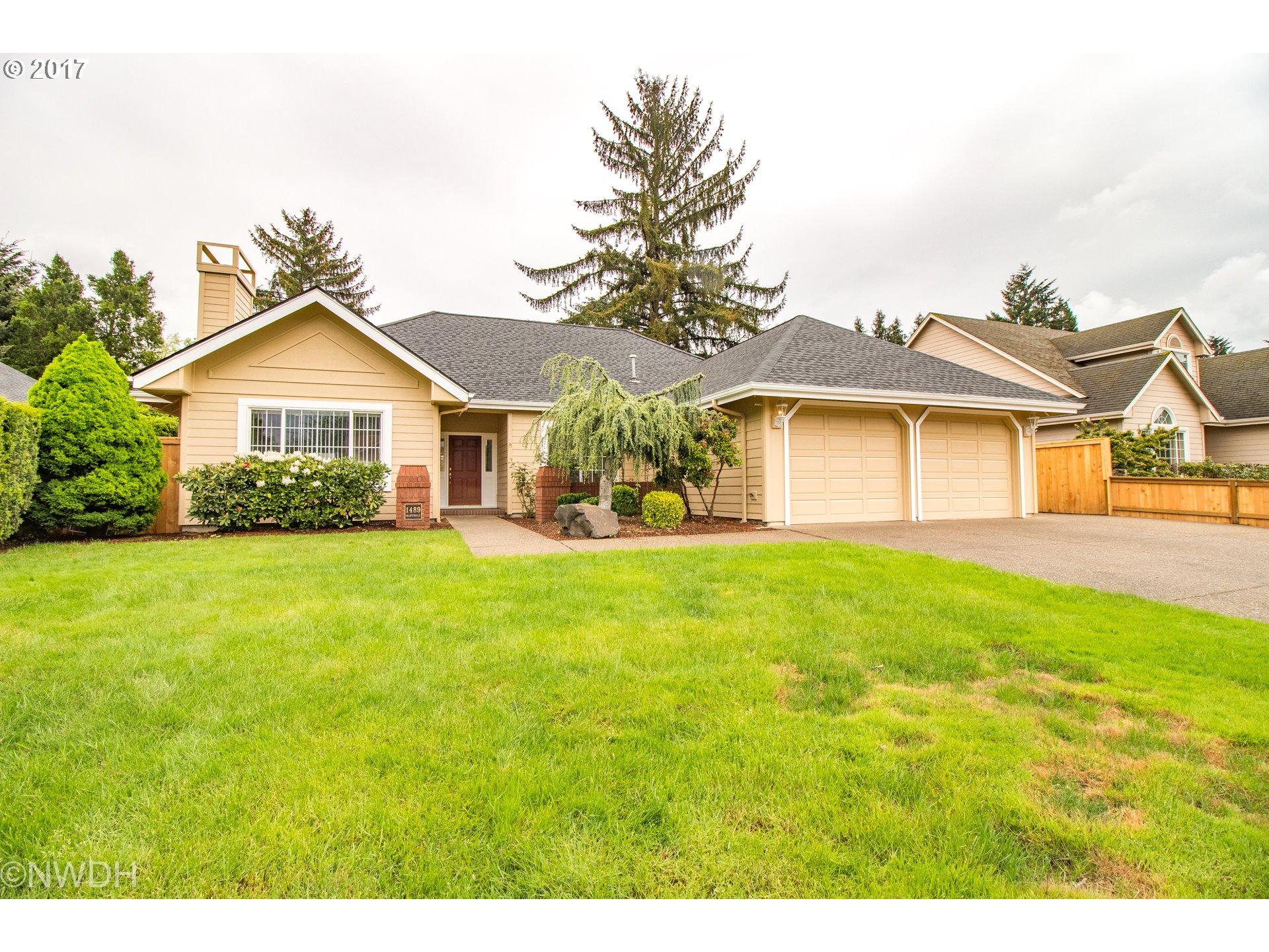 1489 MARTINGALE ST, Eugene, OR 97401