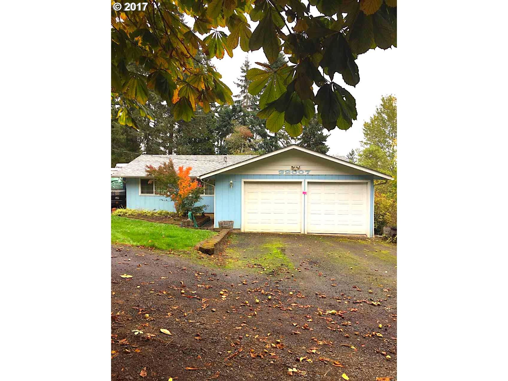 32007 DEBERRY RD, Creswell OR 97426