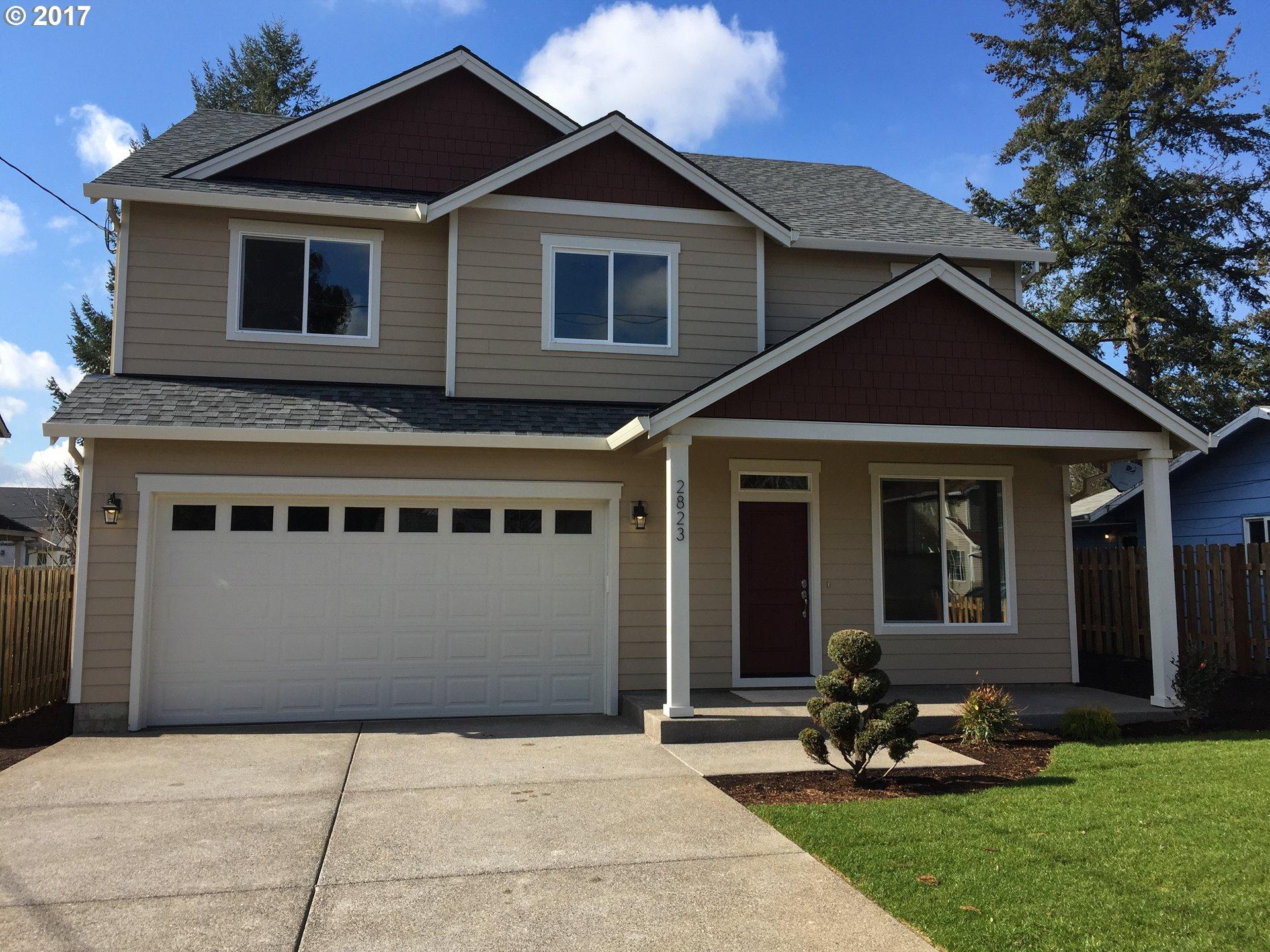 2823 SE 130 ST, Portland OR 97236