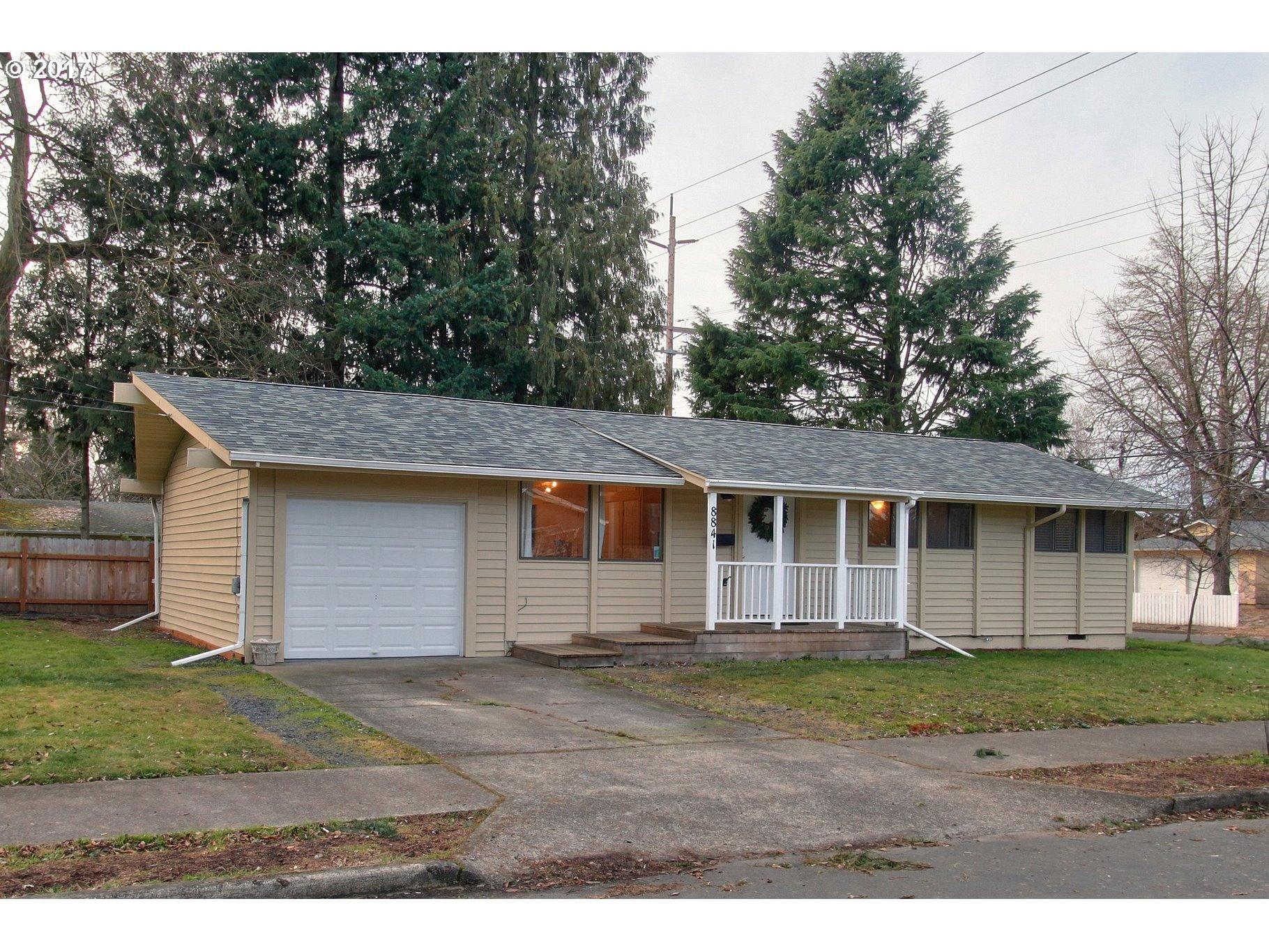 8841 N HAMLIN AVE, Portland, OR 97217