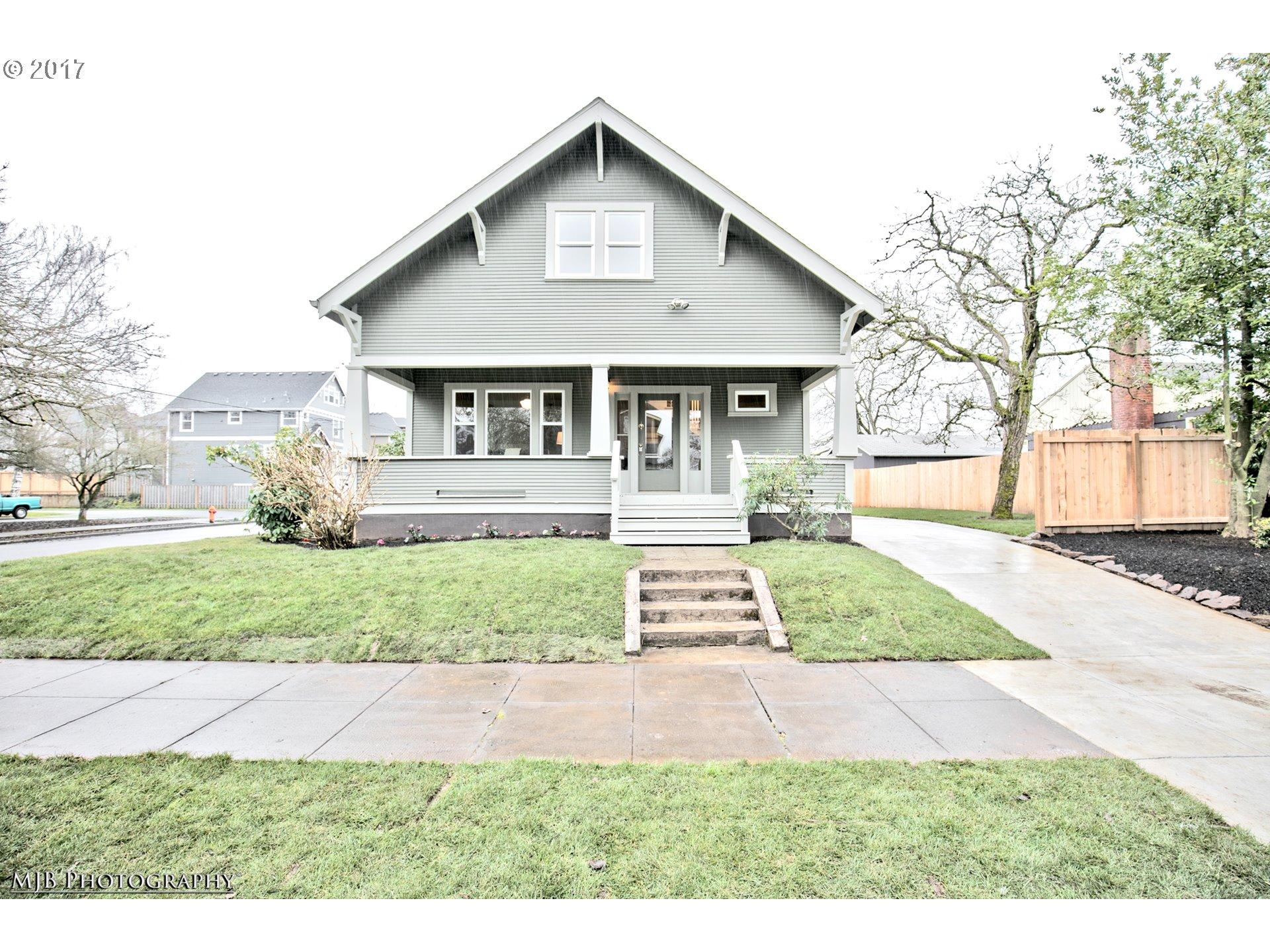 5006 N SYRACUSE ST, Portland OR 97203