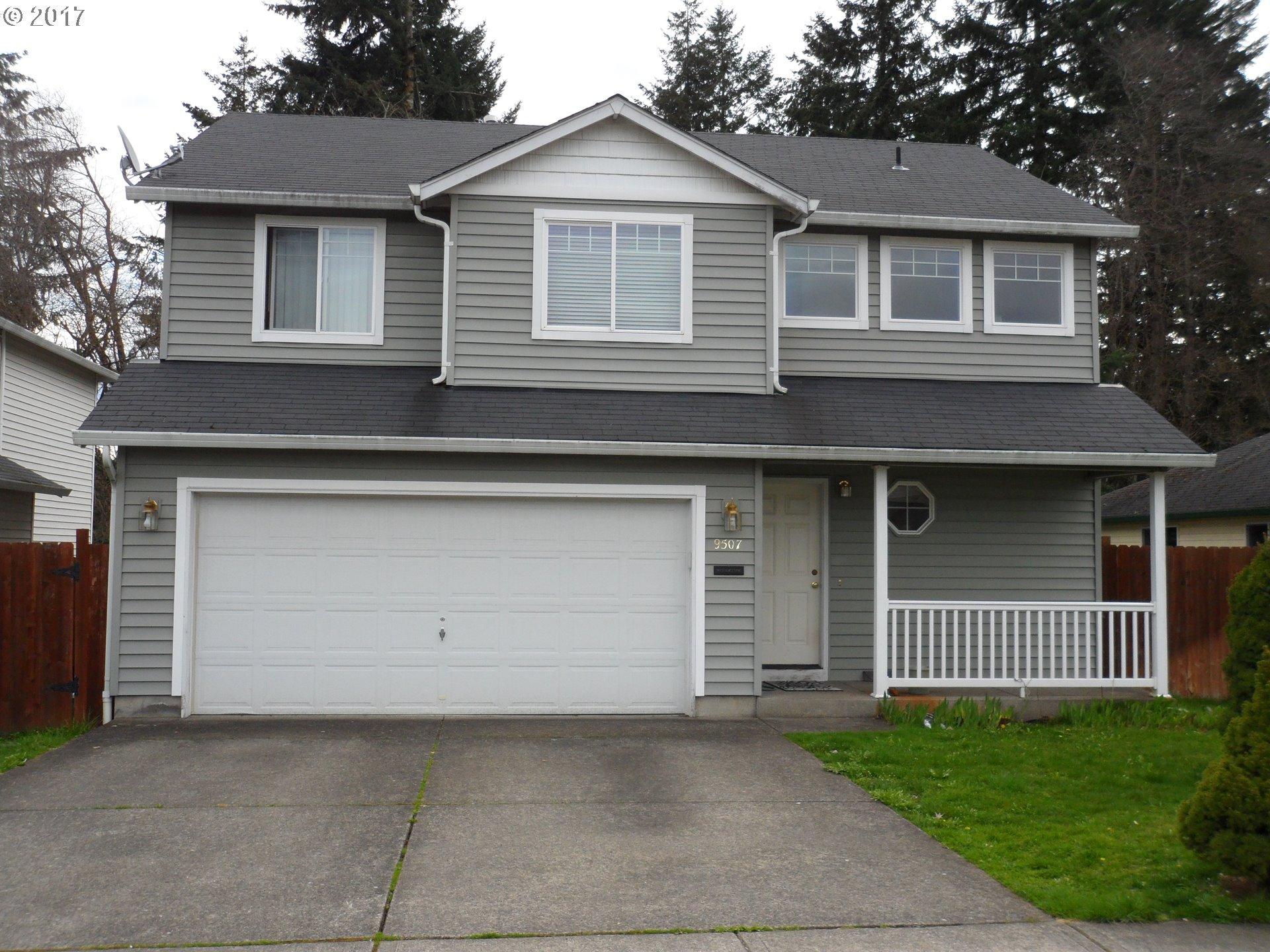 9507 NE 41ST AVE, Vancouver, WA 98665