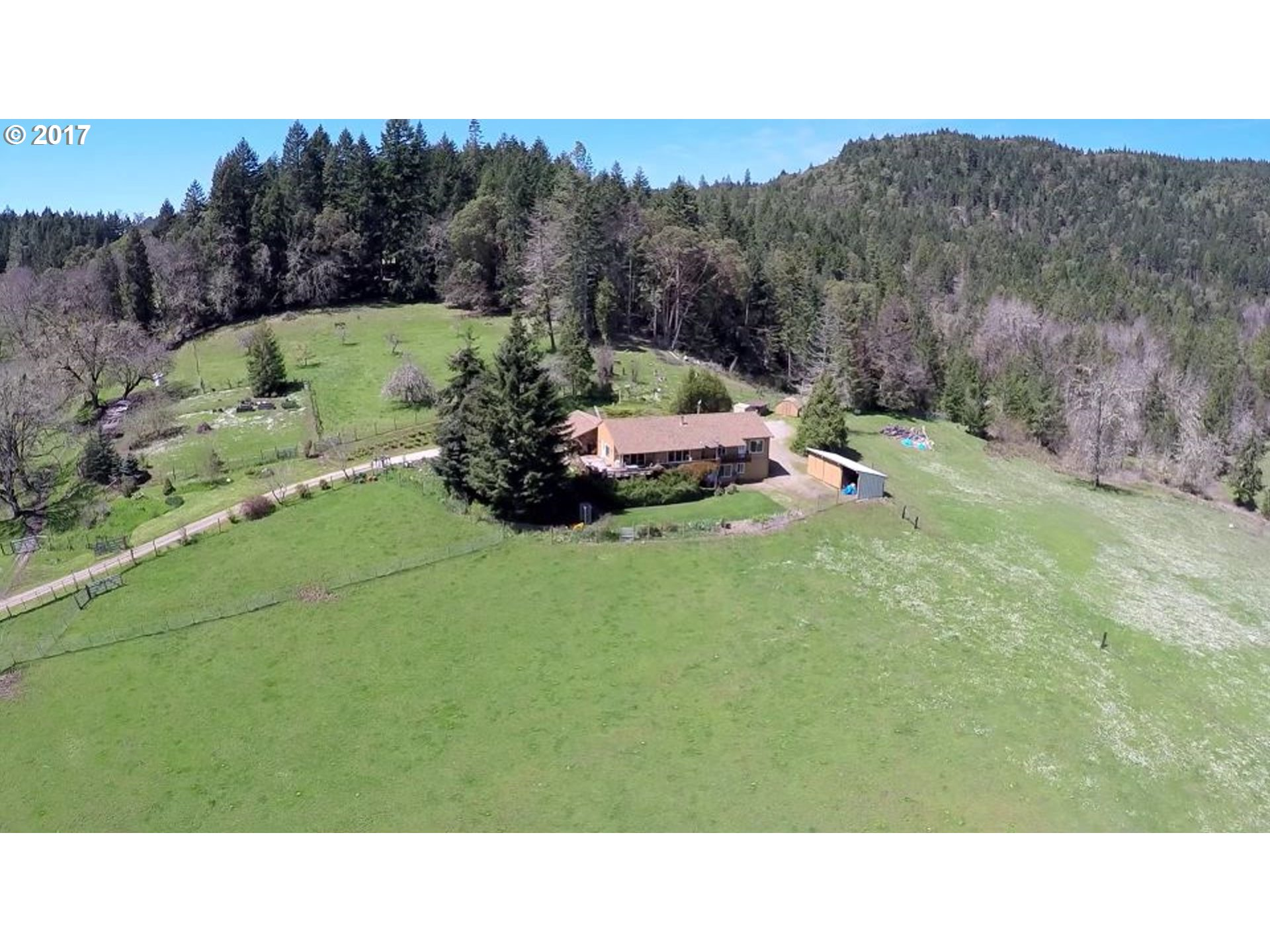 Trail, OR 4 Bedroom Home For Sale