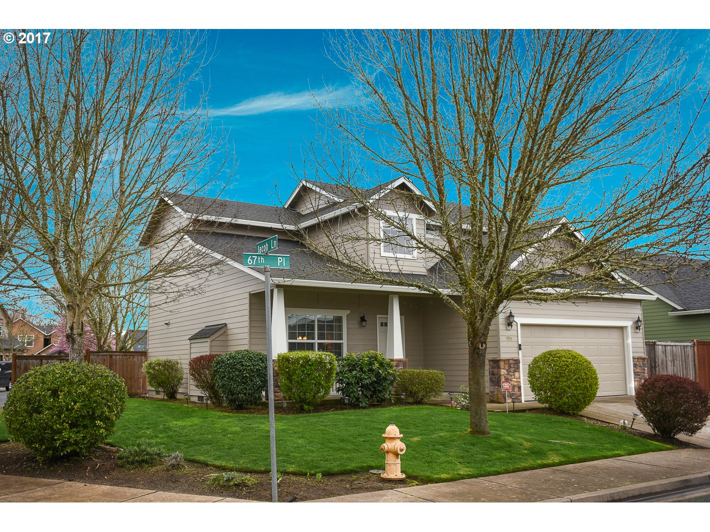 959 67TH PL, Springfield, OR 97478