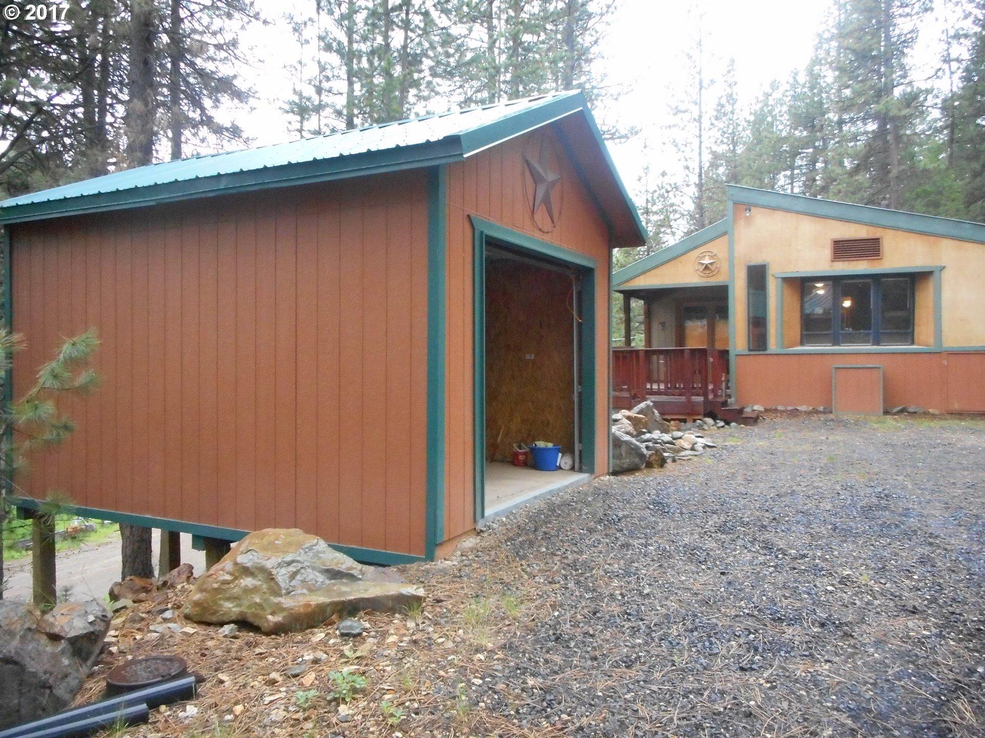 550 Sawmill Gulch, Sumpter, OR 97877