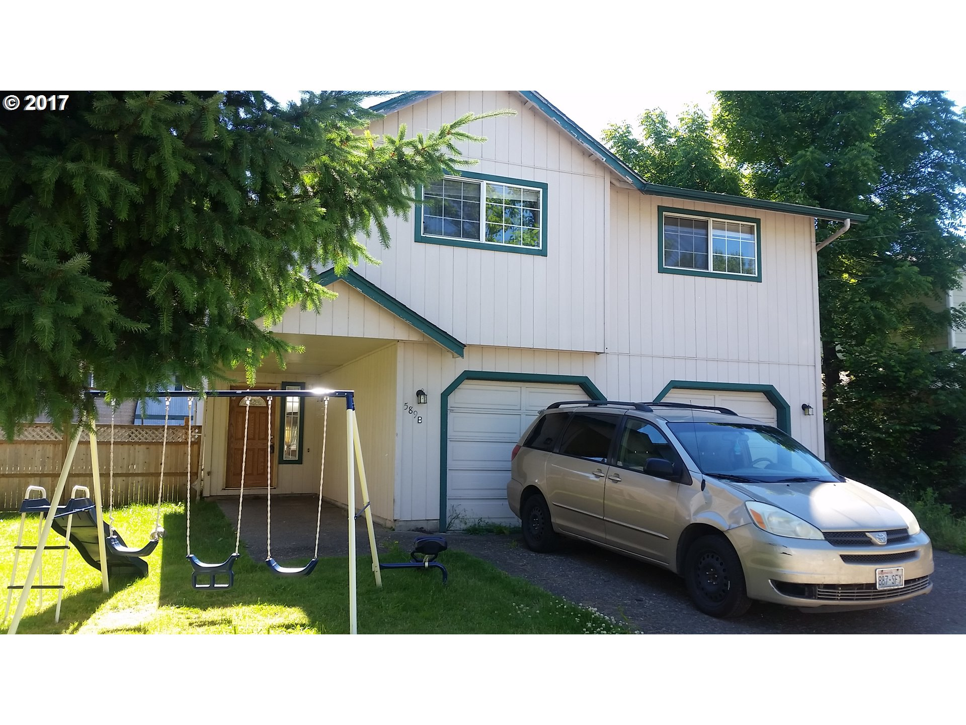 589 HARLOW RD B, Springfield, OR 97477