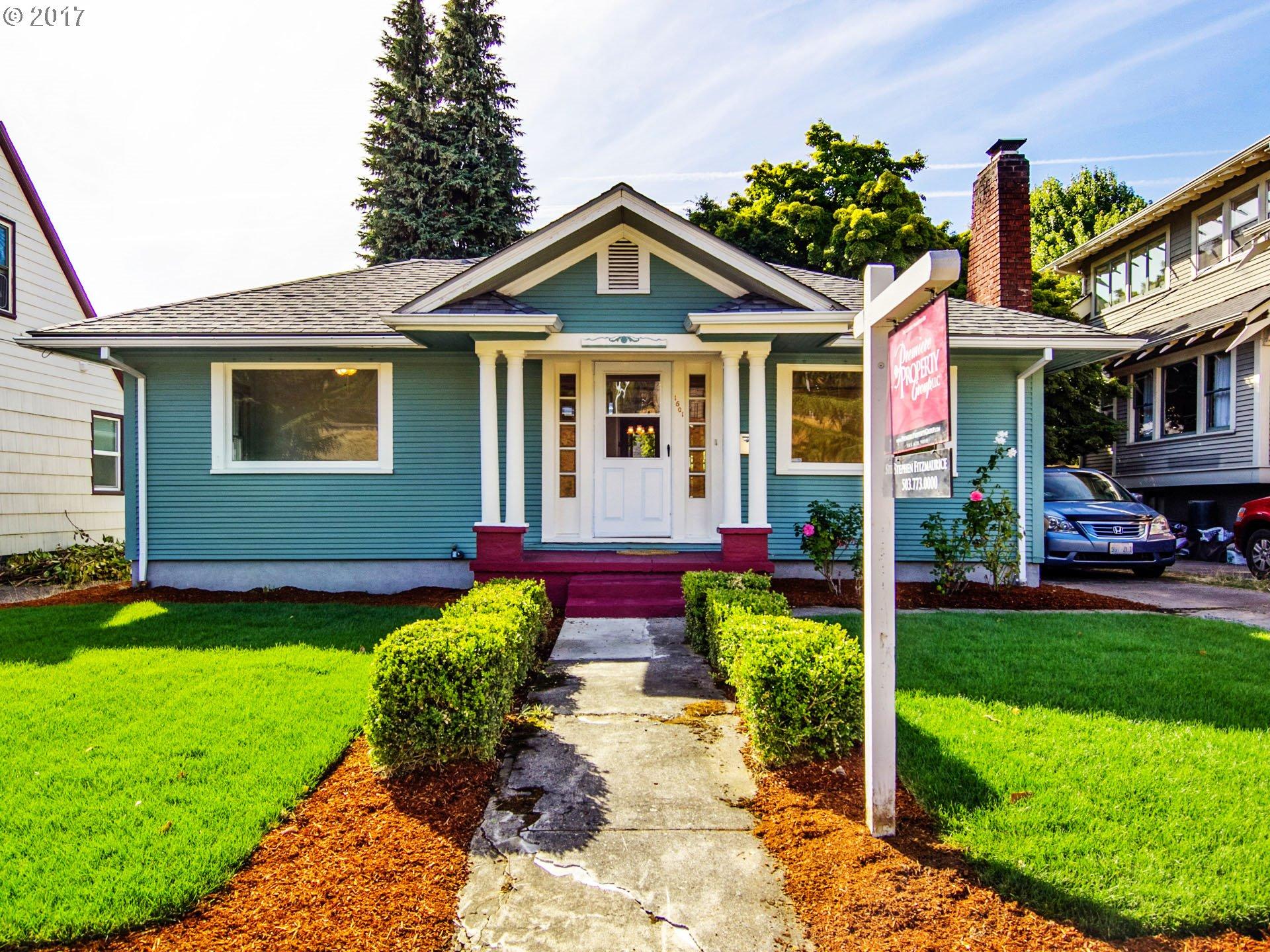 1601 SE 60TH AVE, Portland OR 97215