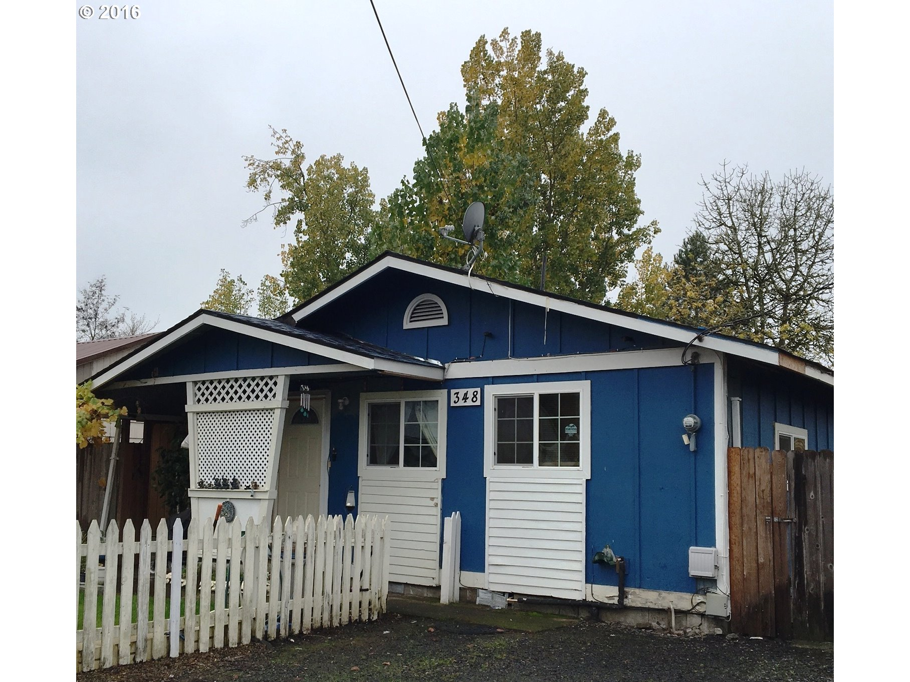 348 S 43RD ST, Springfield, OR 97478