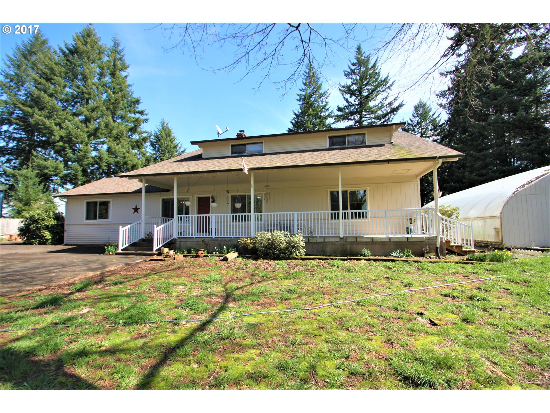 18438 S FERGUSON RD, Oregon City OR 97045