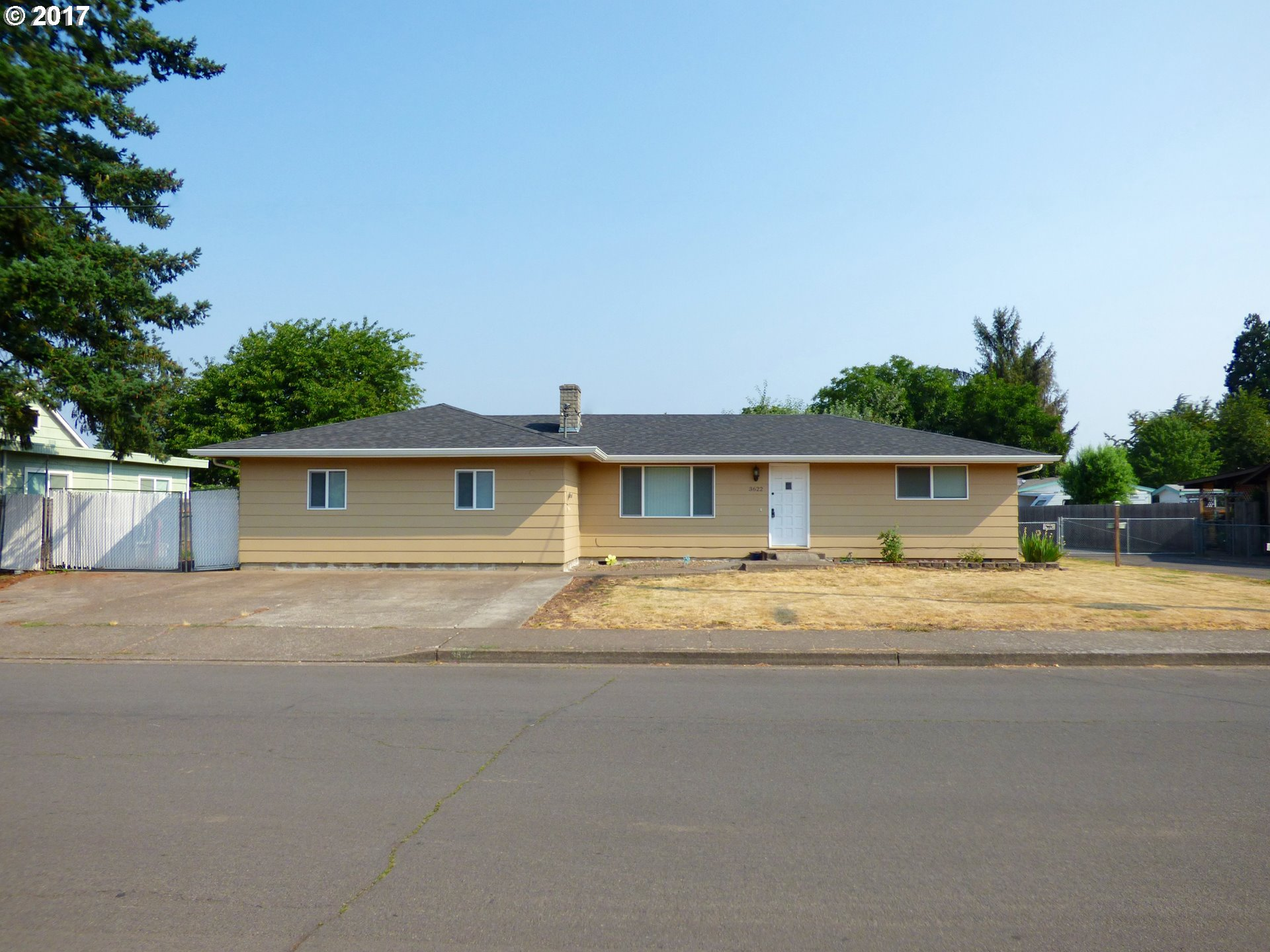 3622 OREGON AVE, Springfield, OR 97478