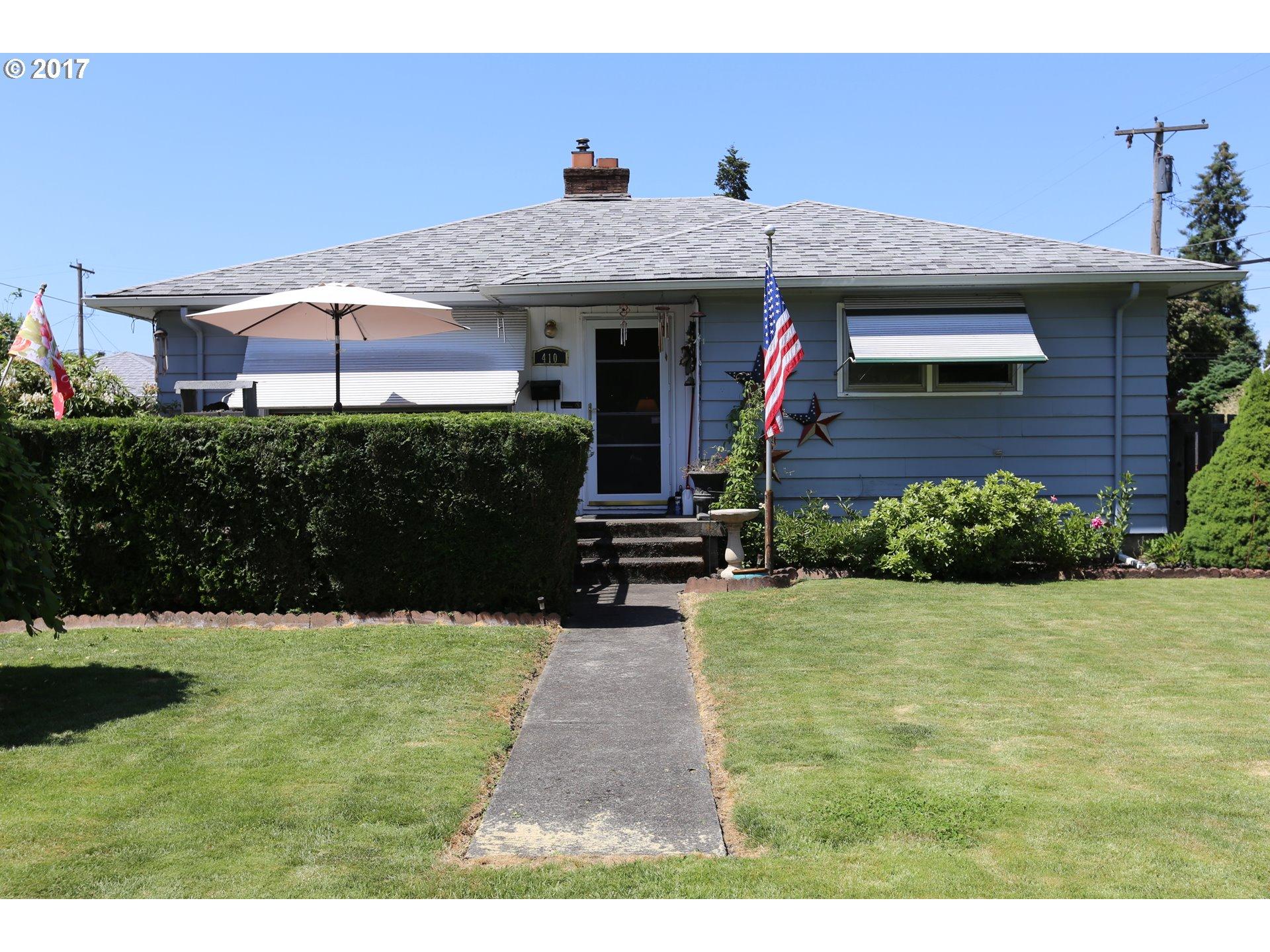 410 W BERKELEY ST, Gladstone, OR 97027