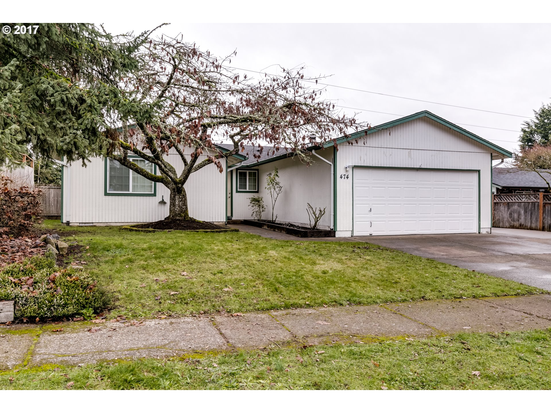 474 56TH ST, Springfield OR 97478