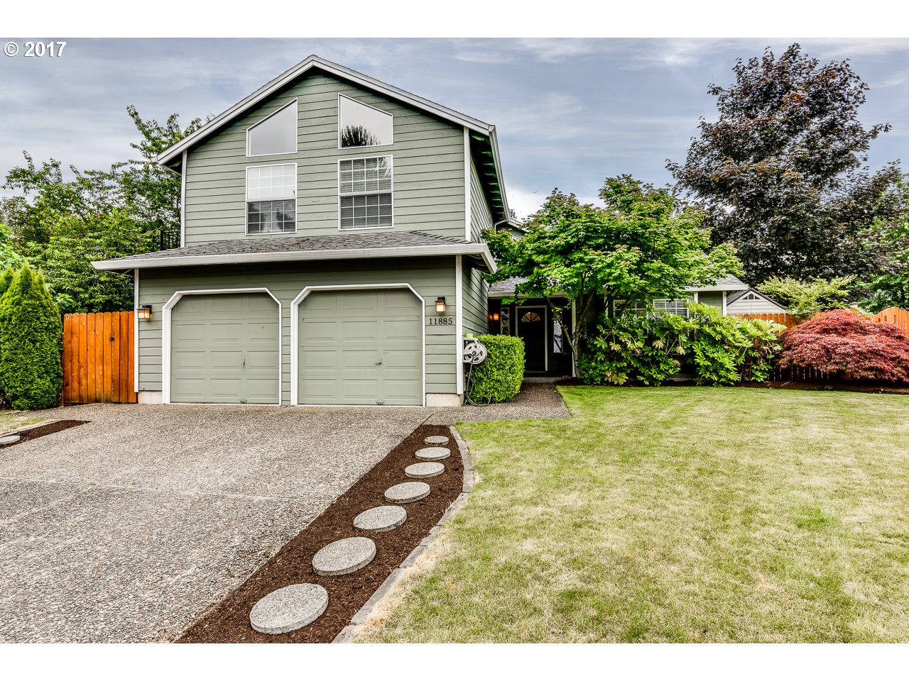 11885 SW MORNING HILL DR, Tigard, OR 97223