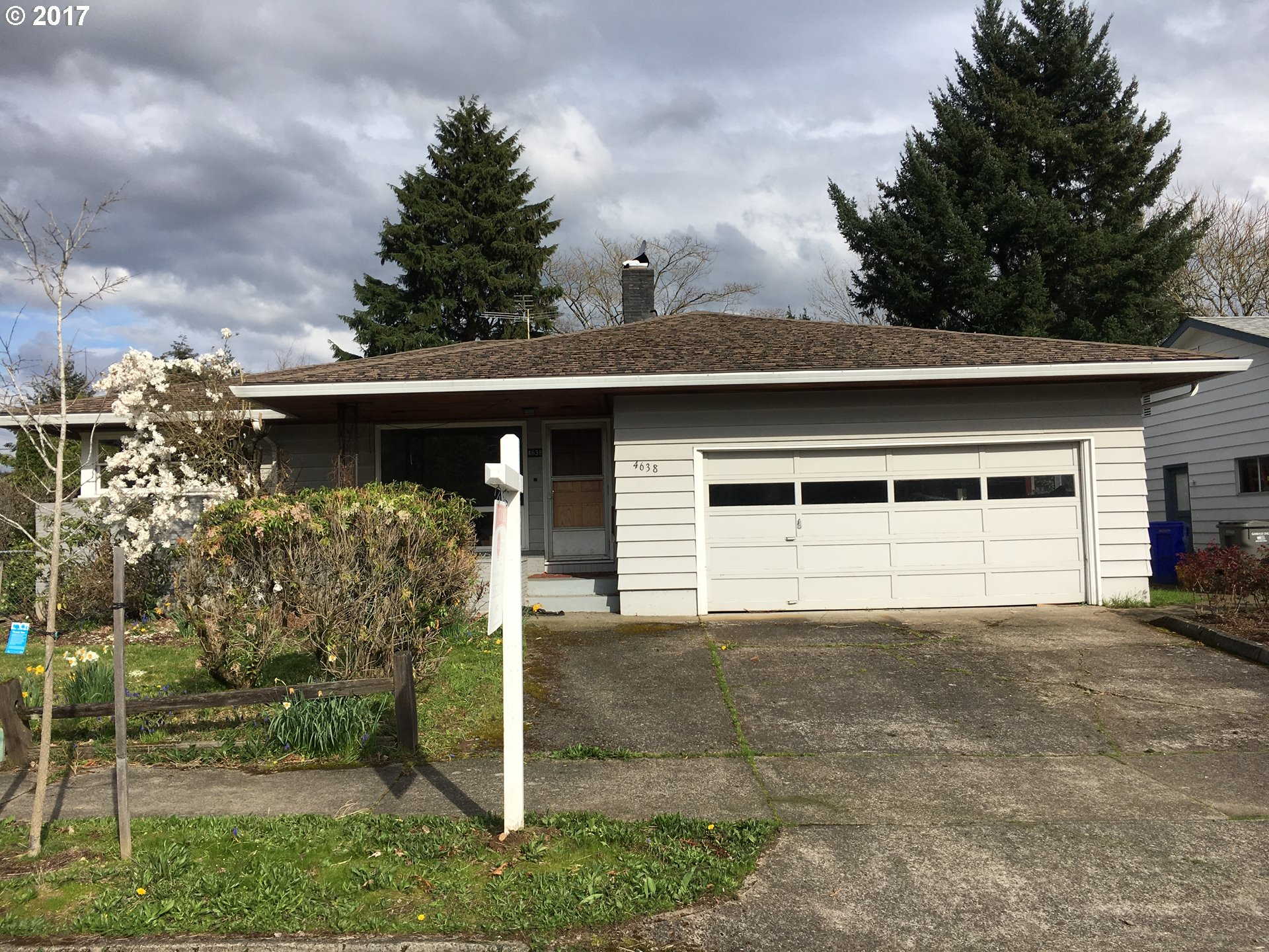 1192 sq. ft 3 bedrooms 1 bathrooms  House , Portland, OR