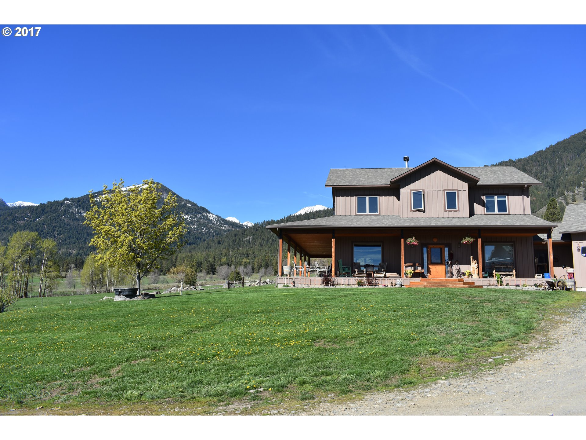 13619 HUNT MTN LN, Baker City, OR 97814