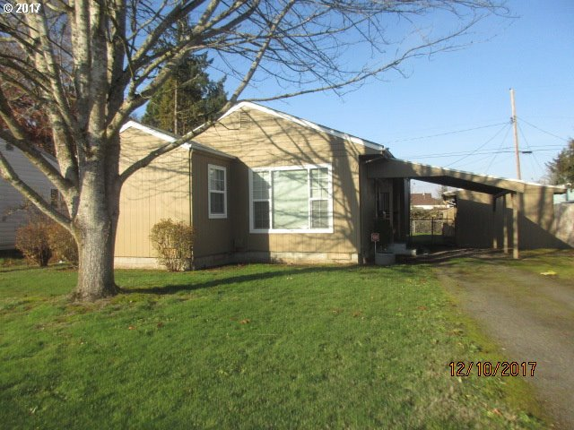 1854 E ST, Springfield OR 97477