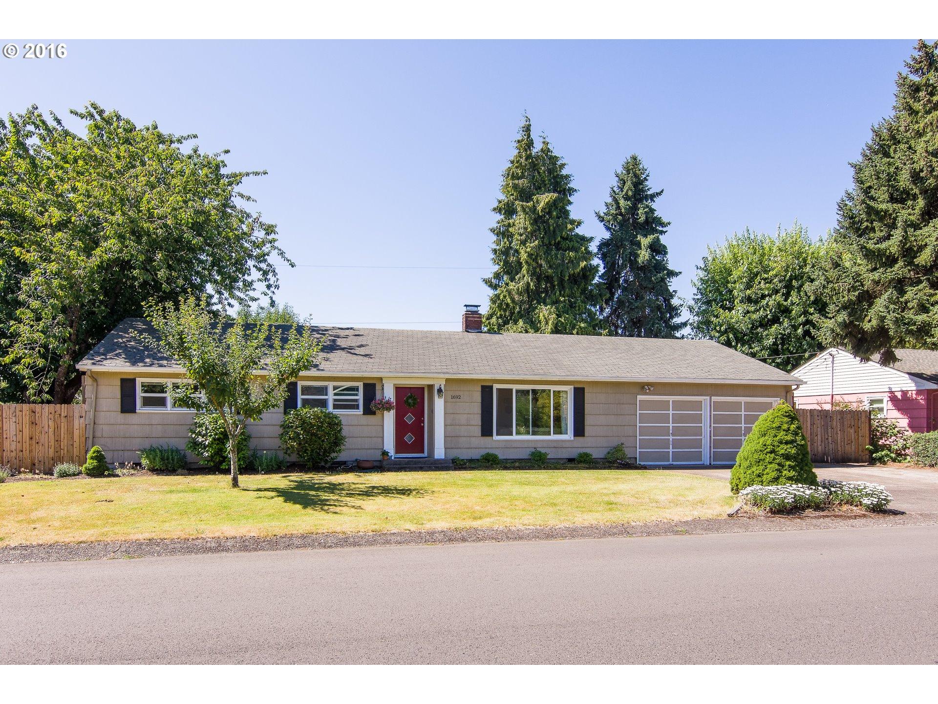 1692 BREWER AVE, Eugene, OR 97401