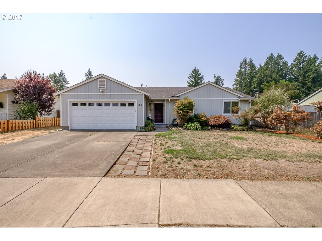 1819 AMES CREEK RD, Sweet Home, OR 97386