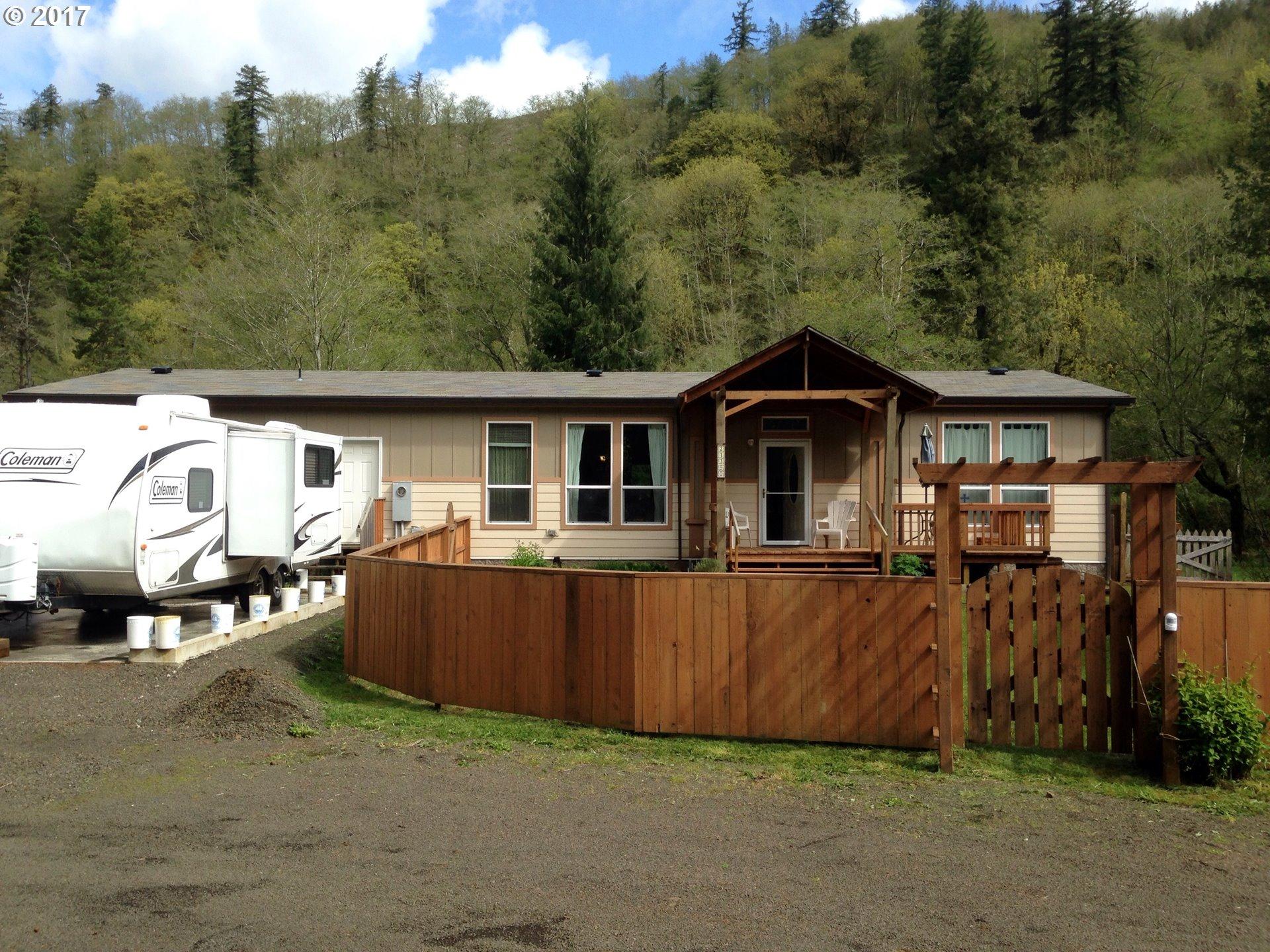 21390 BLAINE RD, Beaver, OR 97108