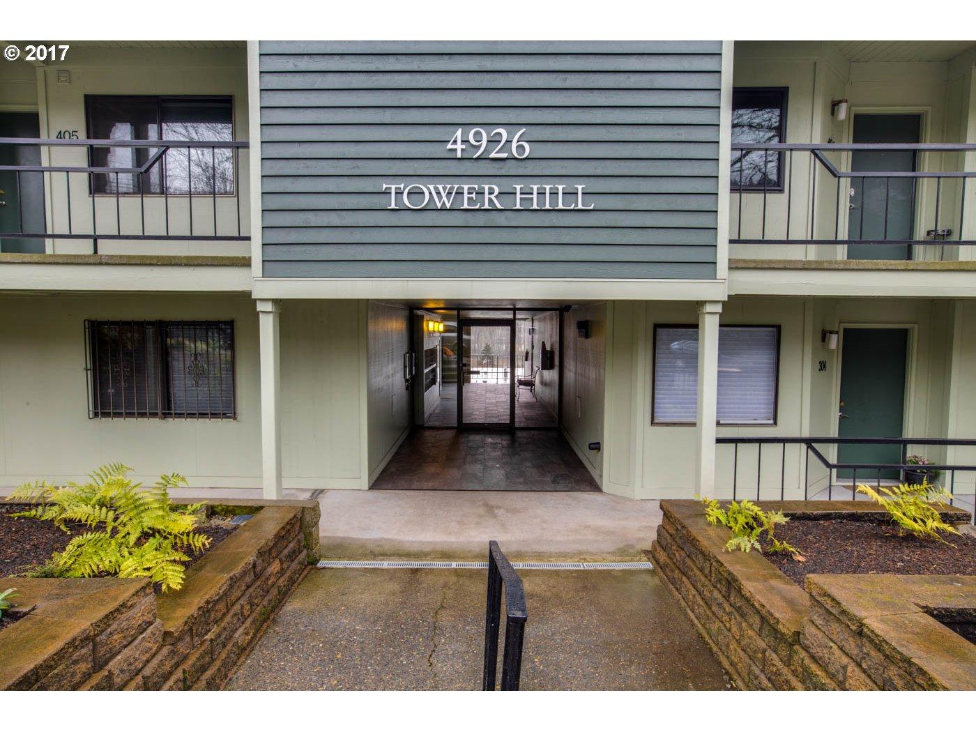 4926 SW CORBETT AVE 302, Portland, OR 97239