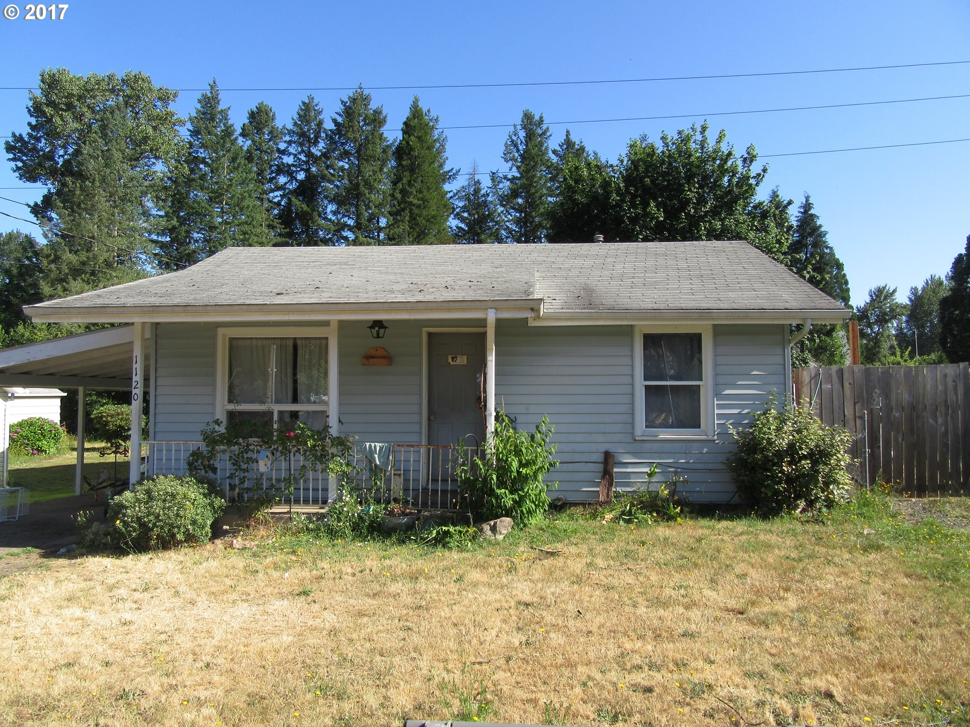 1120 SPRUCE ST, Sweet Home, OR 97386