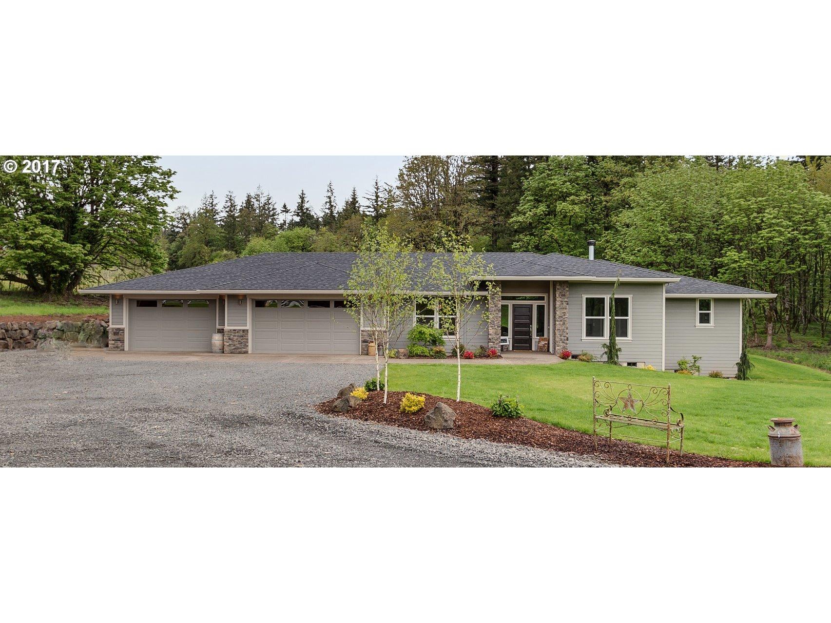 6750 NE EARLWOOD RD, Newberg, OR 97132