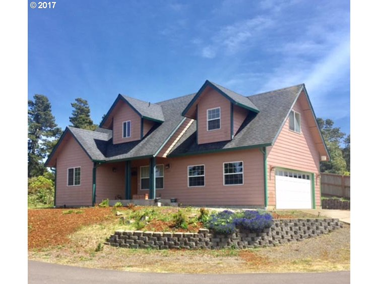 4321 RHODODENDRON DR, Florence, OR 97439