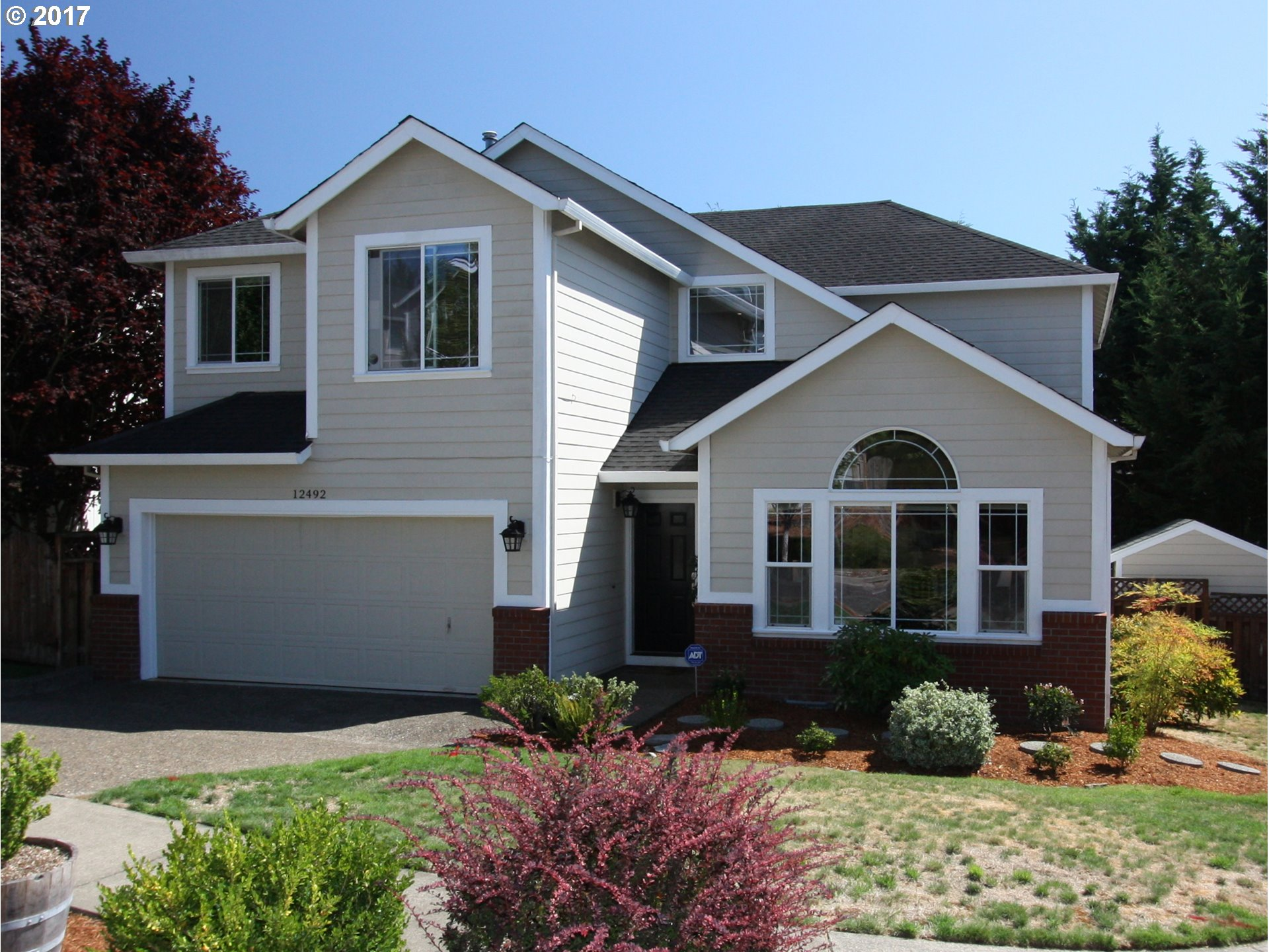 Location, location, location. Conveniently near shopping and entertainment galore. Walk to Cinetopia or Big Al's. This home feeds into Beaverton's newest High School.  Mountainside opens to Freshman /Sophomores this year and adds a new class the next two years.