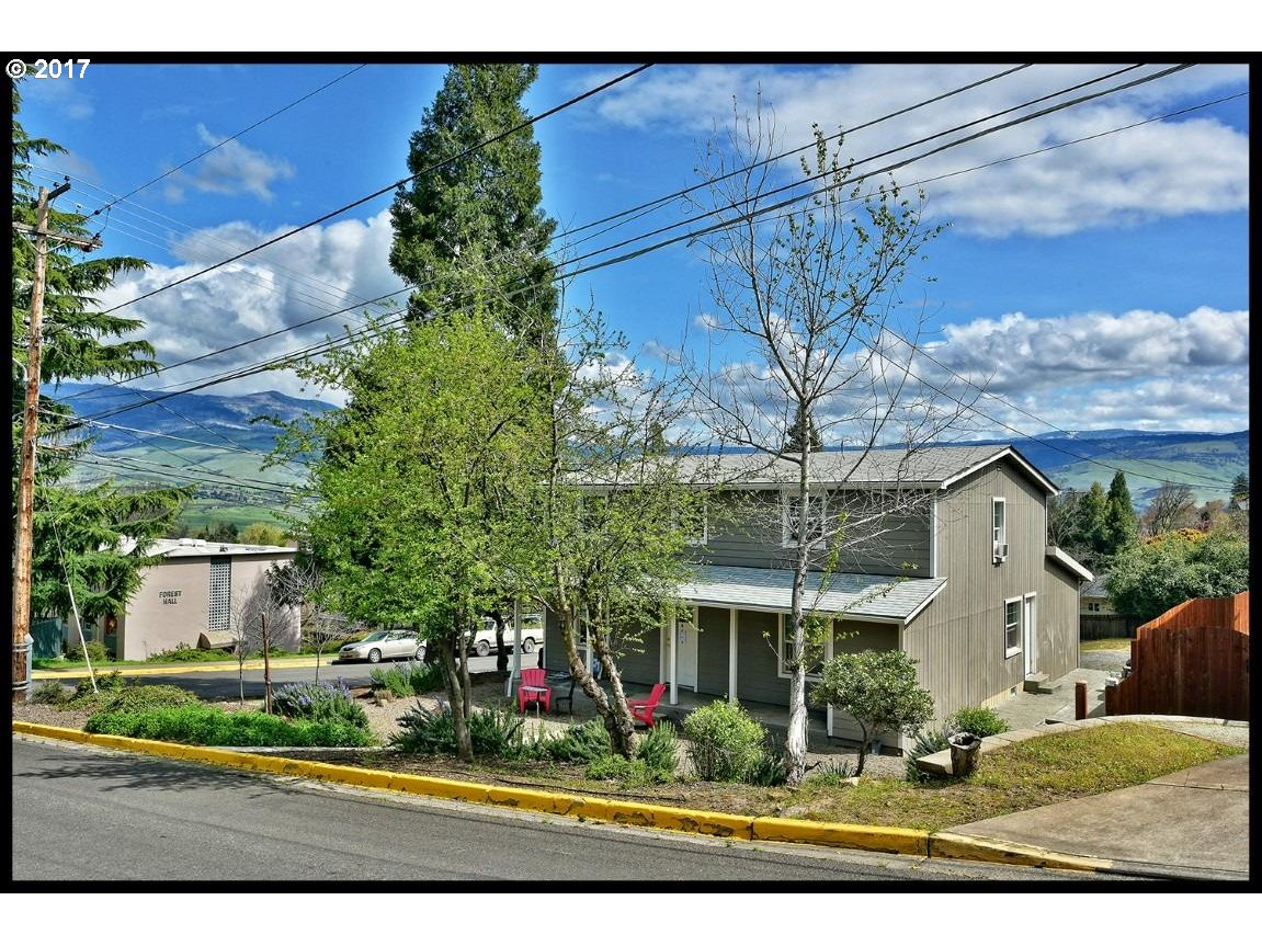 Ashland, OR  Bedroom Home For Sale