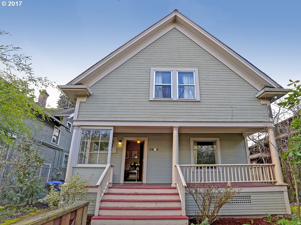 3854 SE YAMHILL ST Portland, OR 97214 - MLS #: 17544629