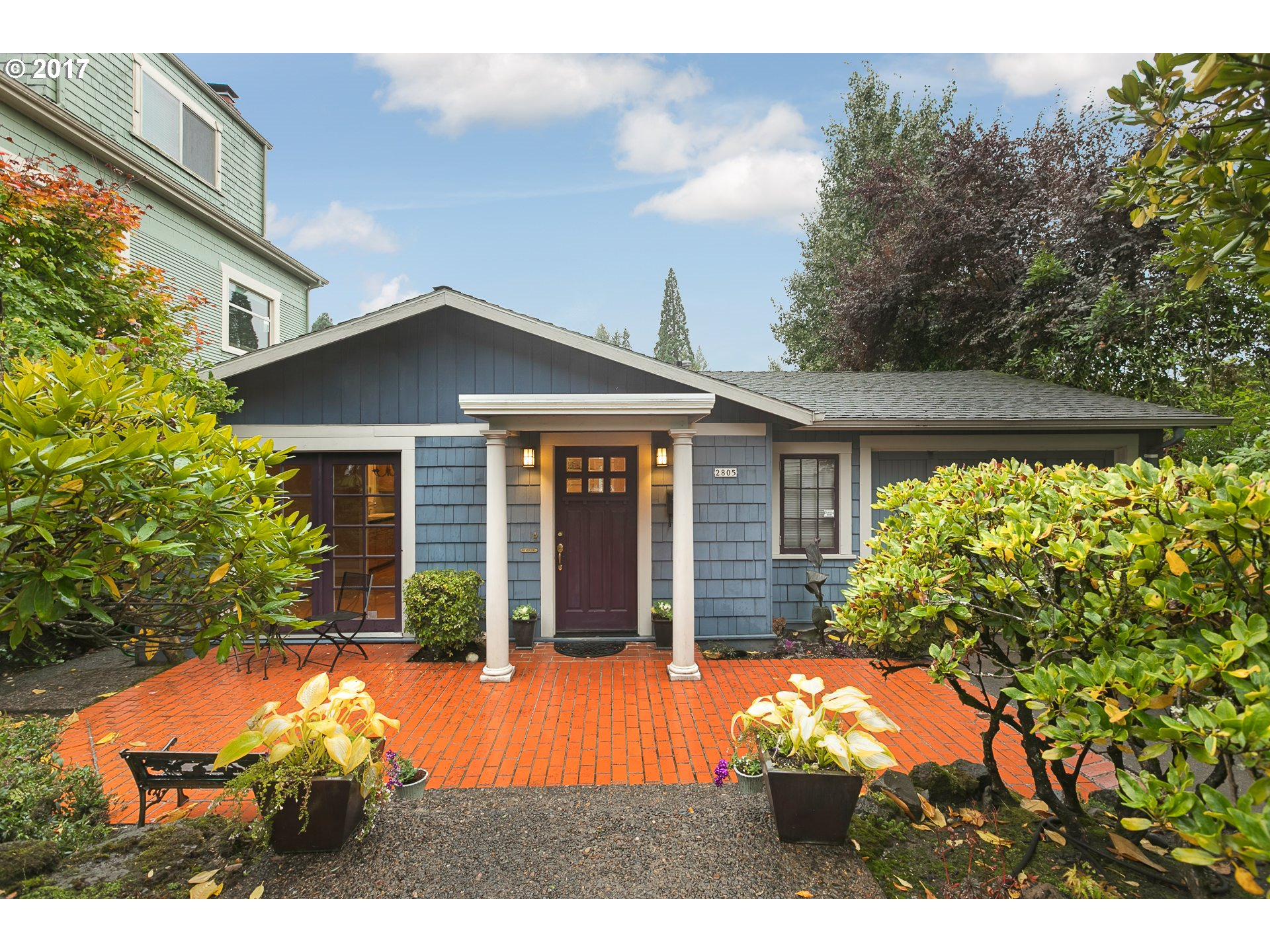 2805 SW ROSWELL AVE, Portland OR 97201