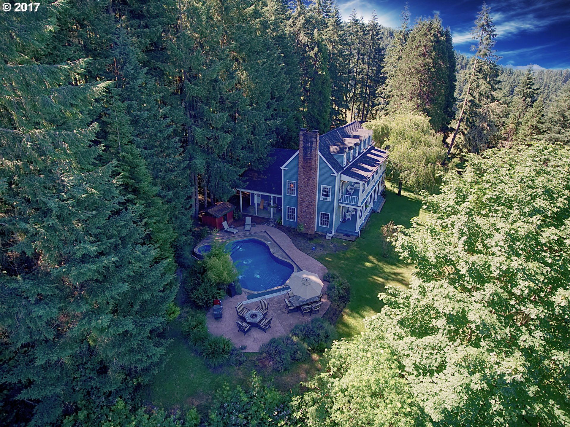 32670 GLAISYER HILL RD, Cottage Grove, OR 97424