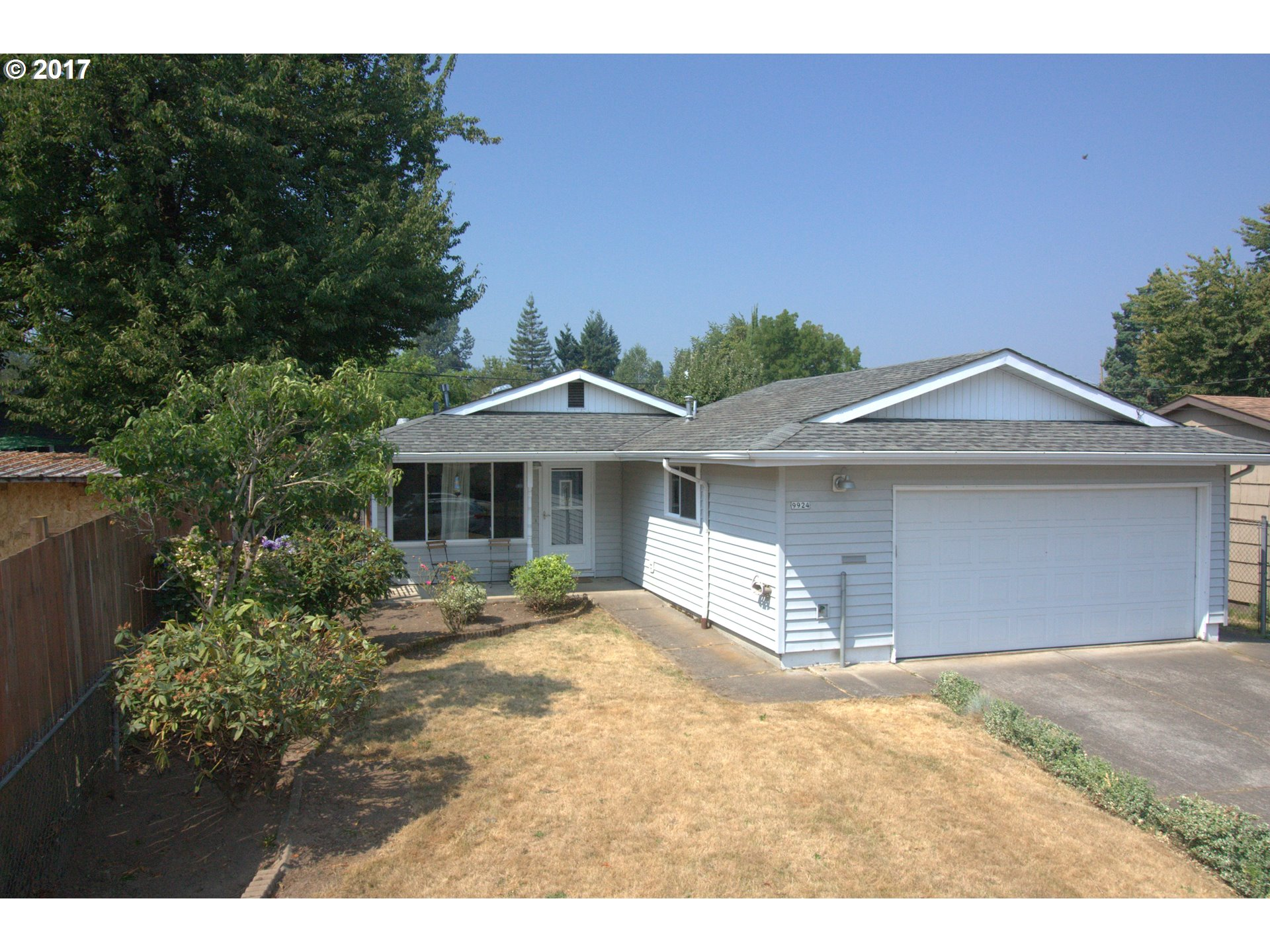 Wonderfully updated and maintained ranch home in excellent St. Johns area near Pier Park & Pool. 3 generous bedrooms w/ample closet space. Beautiful hardwood floors, stainless gas appliances, updated vinyl windows and slider add to the charm of this comfortable home. Updated bath w/granite and double sinks. Slider from dining area opens to large fenced back yard w/large storage/tool shed. 2 car garage! Don't Miss Out on This Great Home!