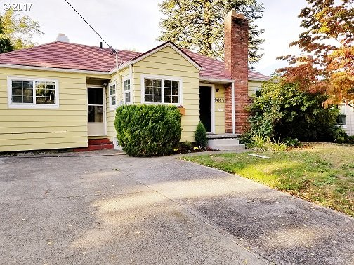 Best deal in North Portland!!  Walking distance to downtown St. Johns!!  3 bedrooms, 3 FULL baths, hardwood, 2 fireplaces!!! Master suite has sliders onto the covered patio!  The yard space is unbelievable!!!  Double lot!! This is an amazing deal in much sought after St. Johns.