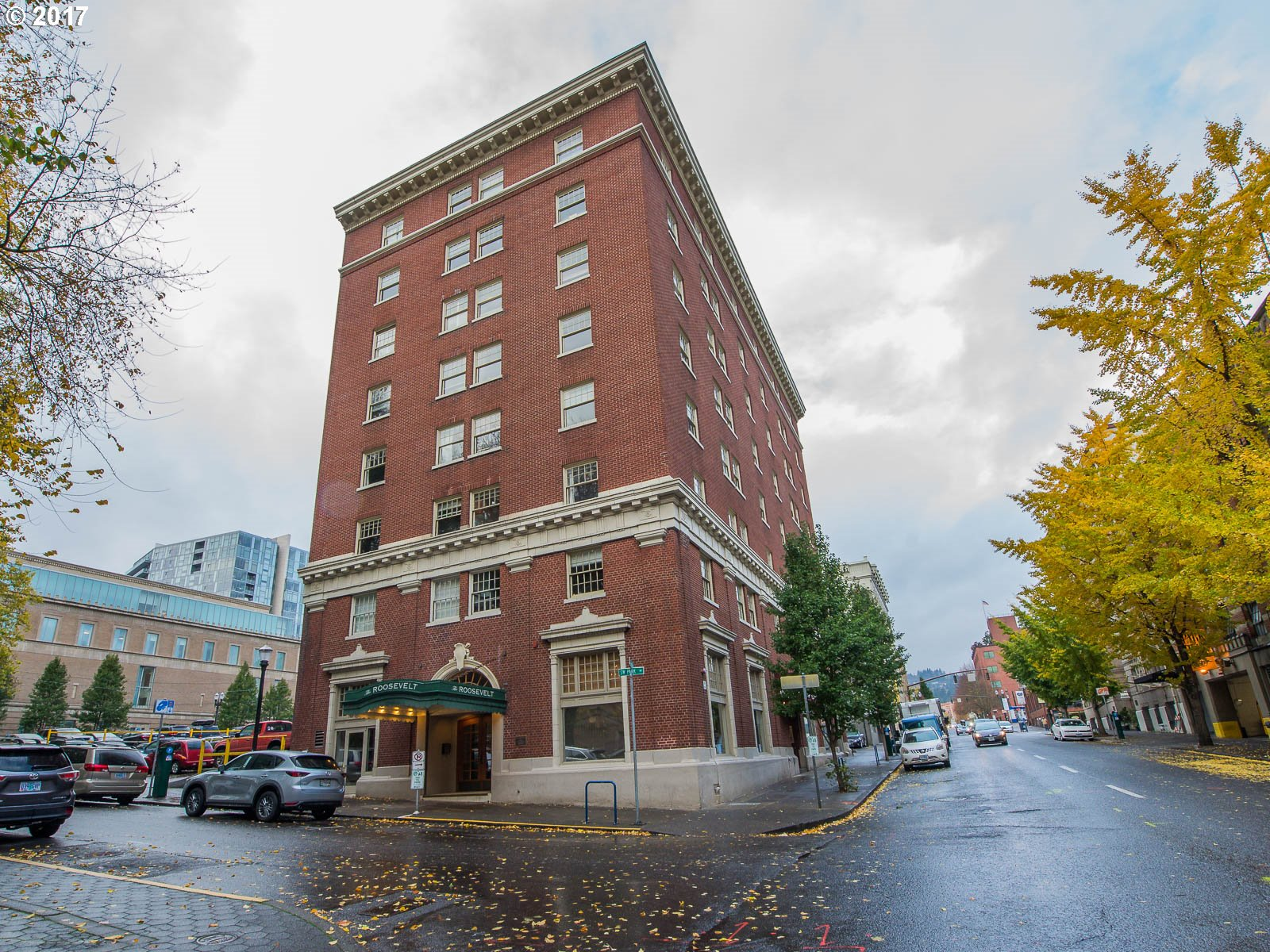 1005 SW PARK AVE 702, Portland, OR 97205