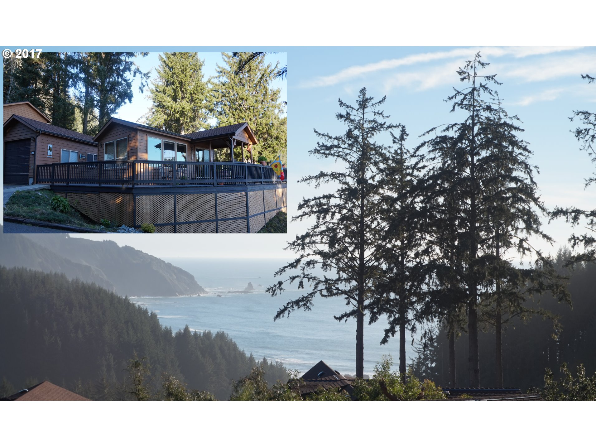 Brookings, OR 1 Bedroom Home For Sale