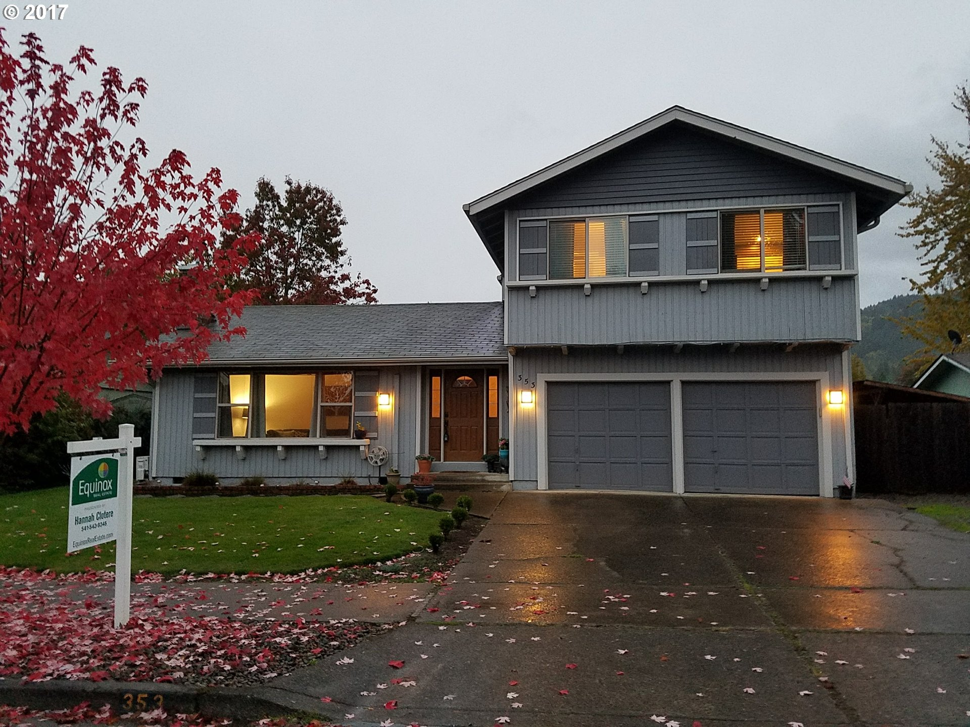 353 72ND ST, Springfield OR 97478