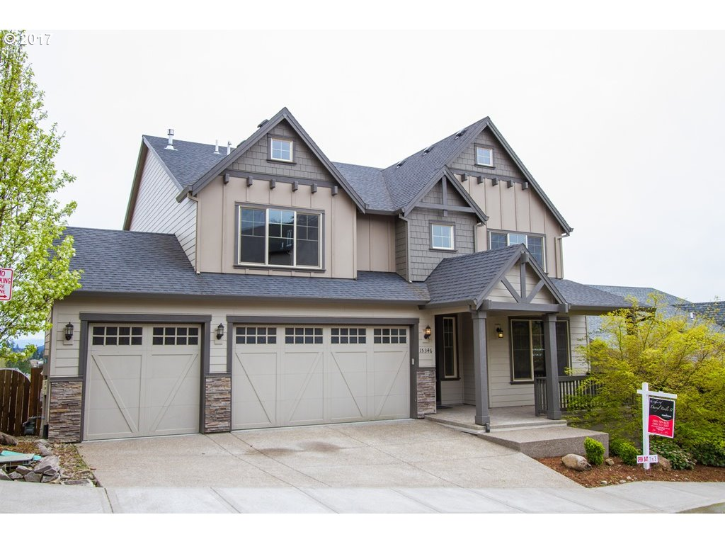 15346 SW GREENRIDGE PL, Tigard, OR 97224