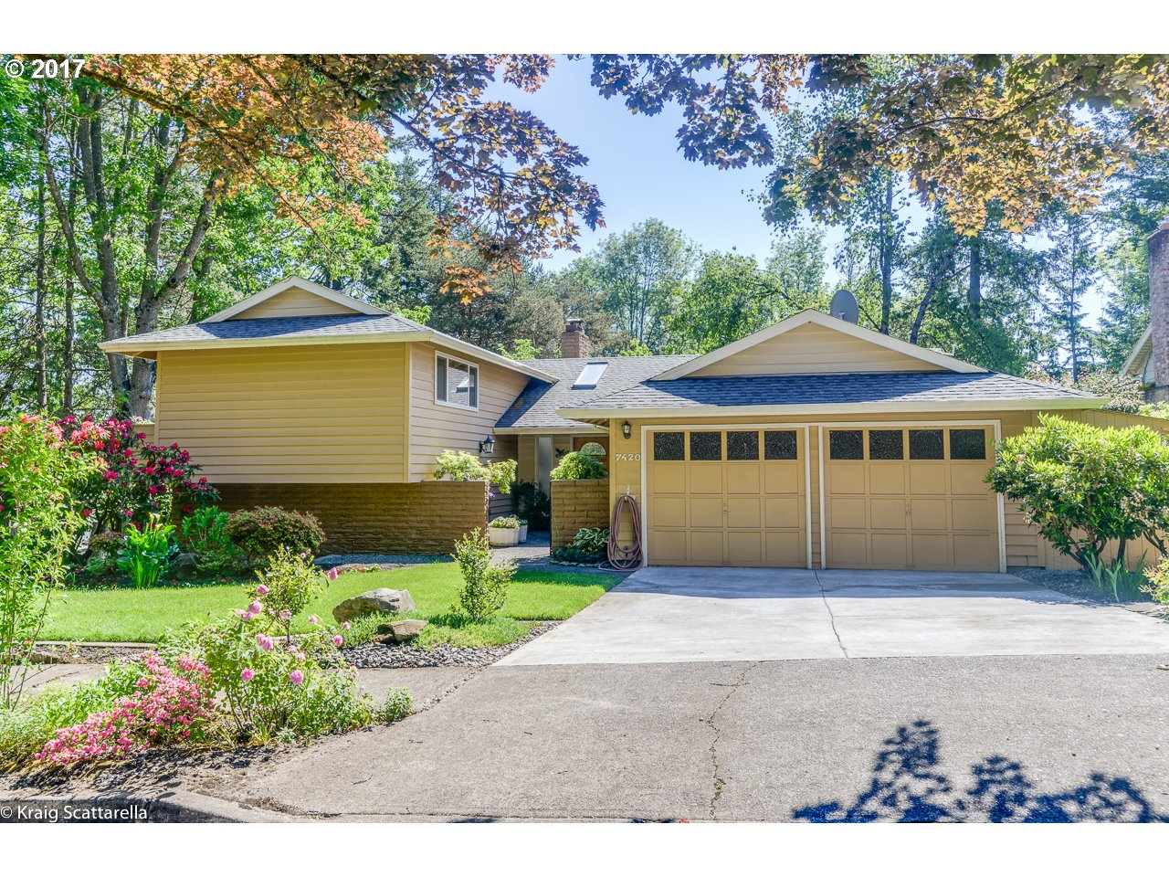 7420 SW HART PL Beaverton, OR 97008 - MLS #: 17581307