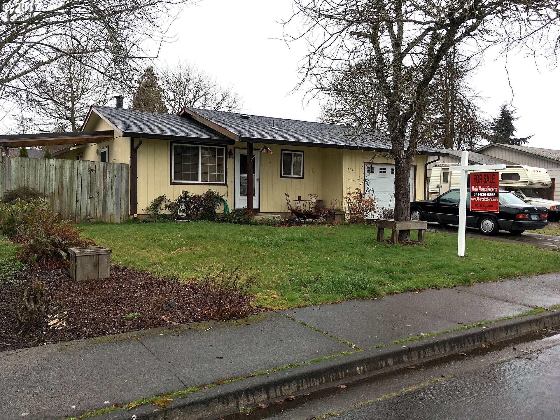 525 SW JUNIPER ST, Junction City, OR 97448