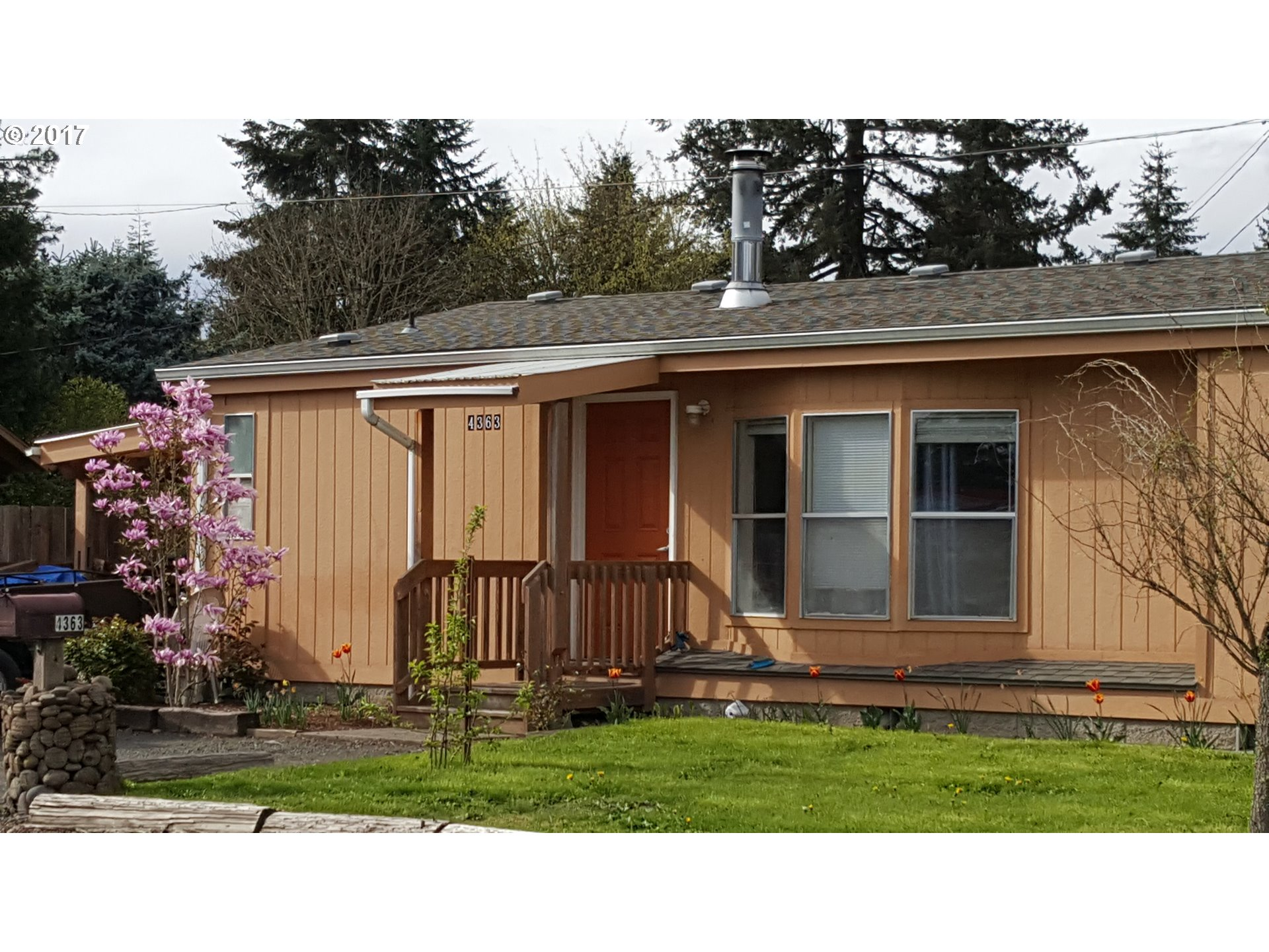 4363 E 20TH AVE Eugene, OR 97403 - MLS #: 17590599